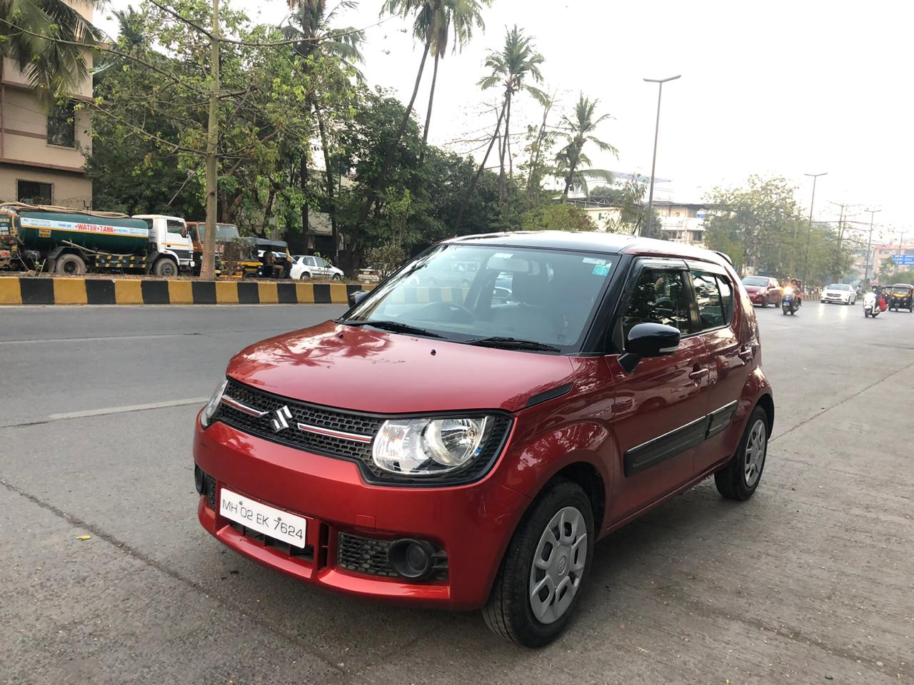 2017 Used Maruti Suzuki Ignis DELTA 1.2 AT