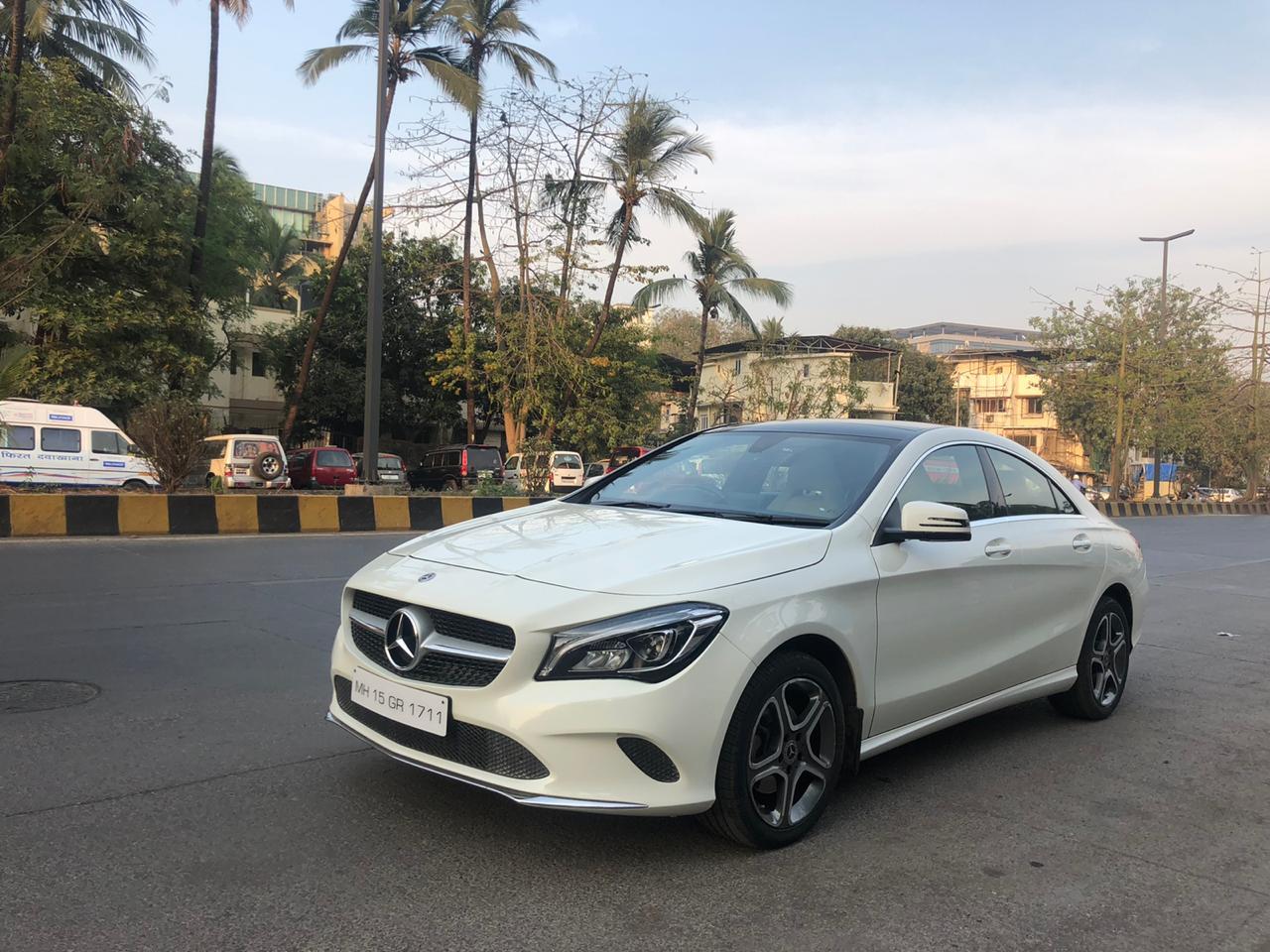 2019 Used Mercedes Benz Cla Class 200 CDI SPORT