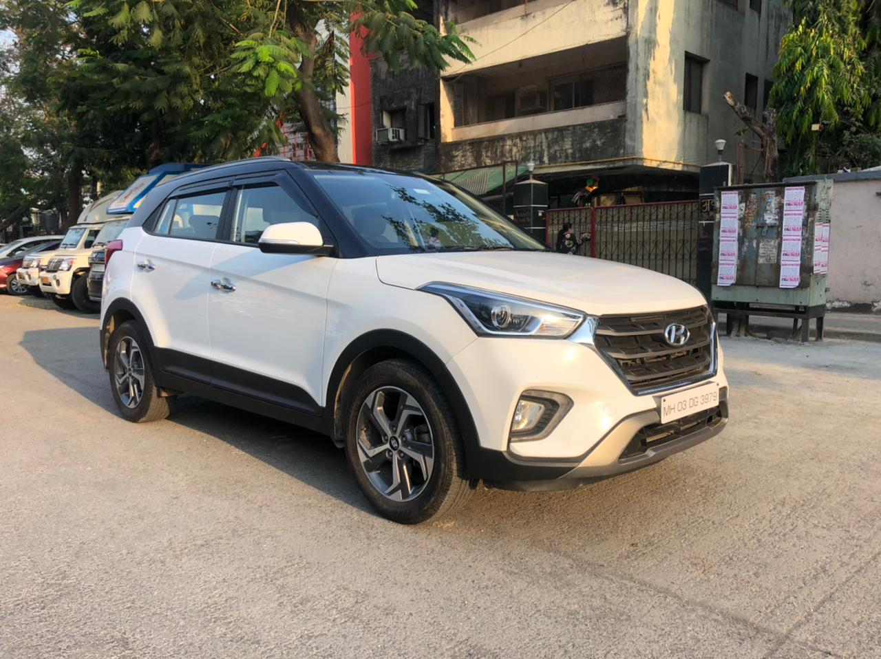 2019 Used Hyundai Creta SX 1.6 DUAL TONE PETROL