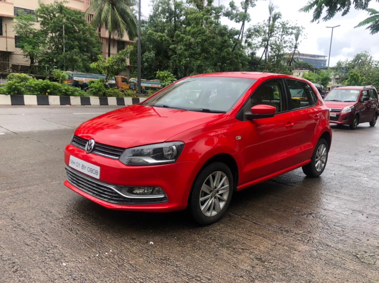 2015 Used VOLKSWAGEN POLO HIGHLINE 1.2L P