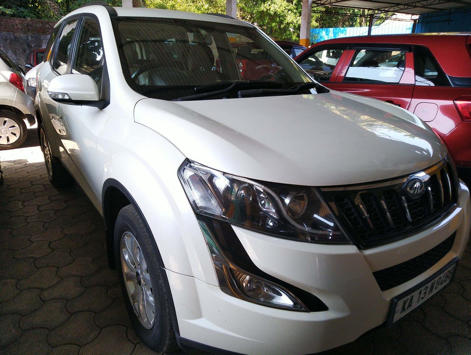 2016 Used Mahindra Xuv500 W8