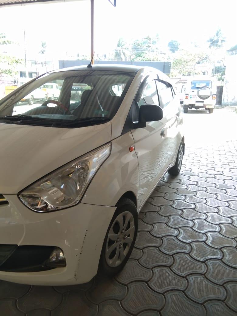 2015 Used Hyundai Eon MAGNA + O