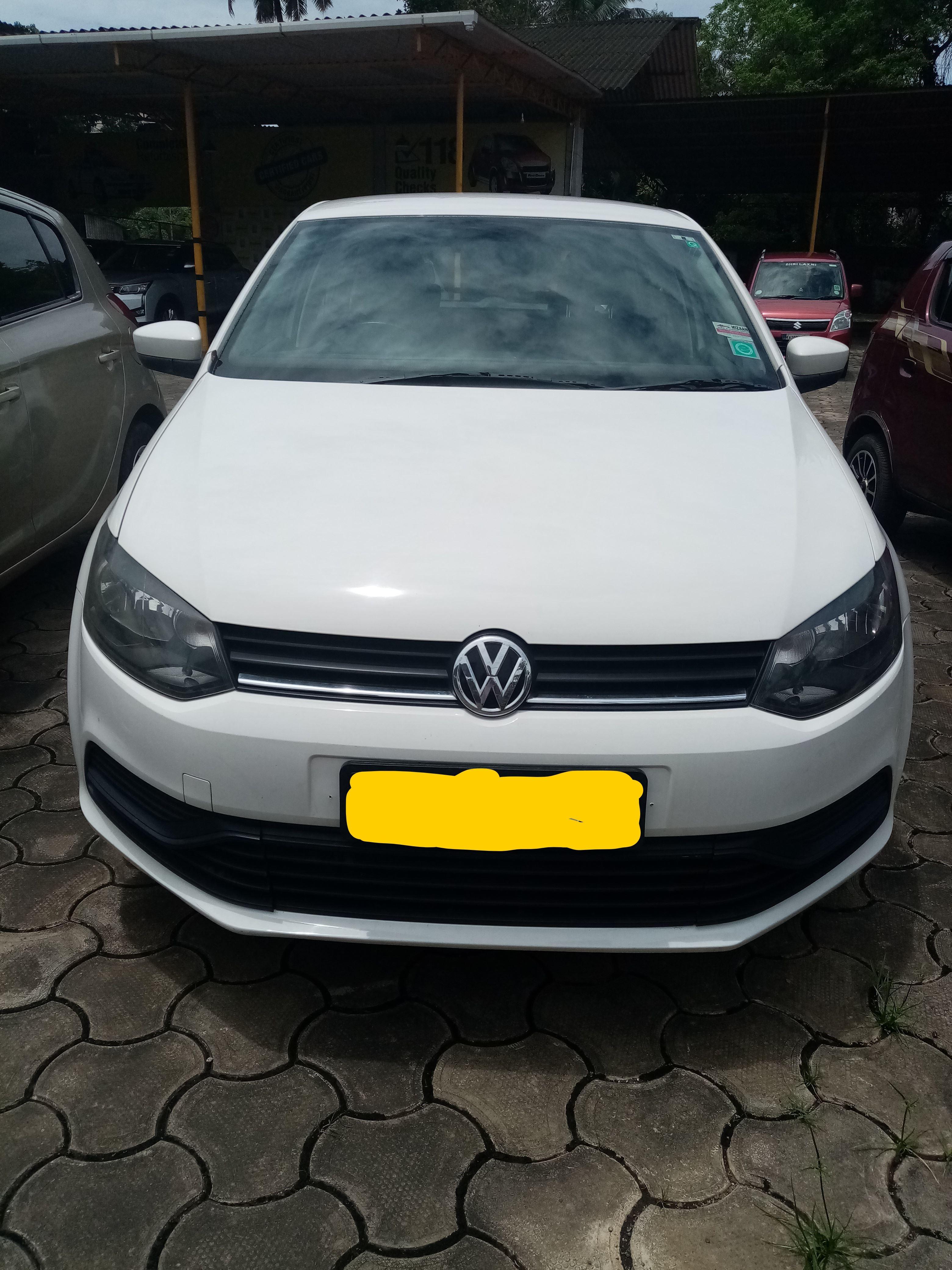 2015 Used Volkswagen Polo CROSS POLO DIESEL