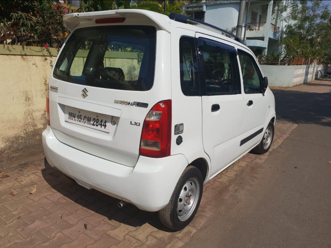 2009 Used Maruti Suzuki Wagon R LXI O
