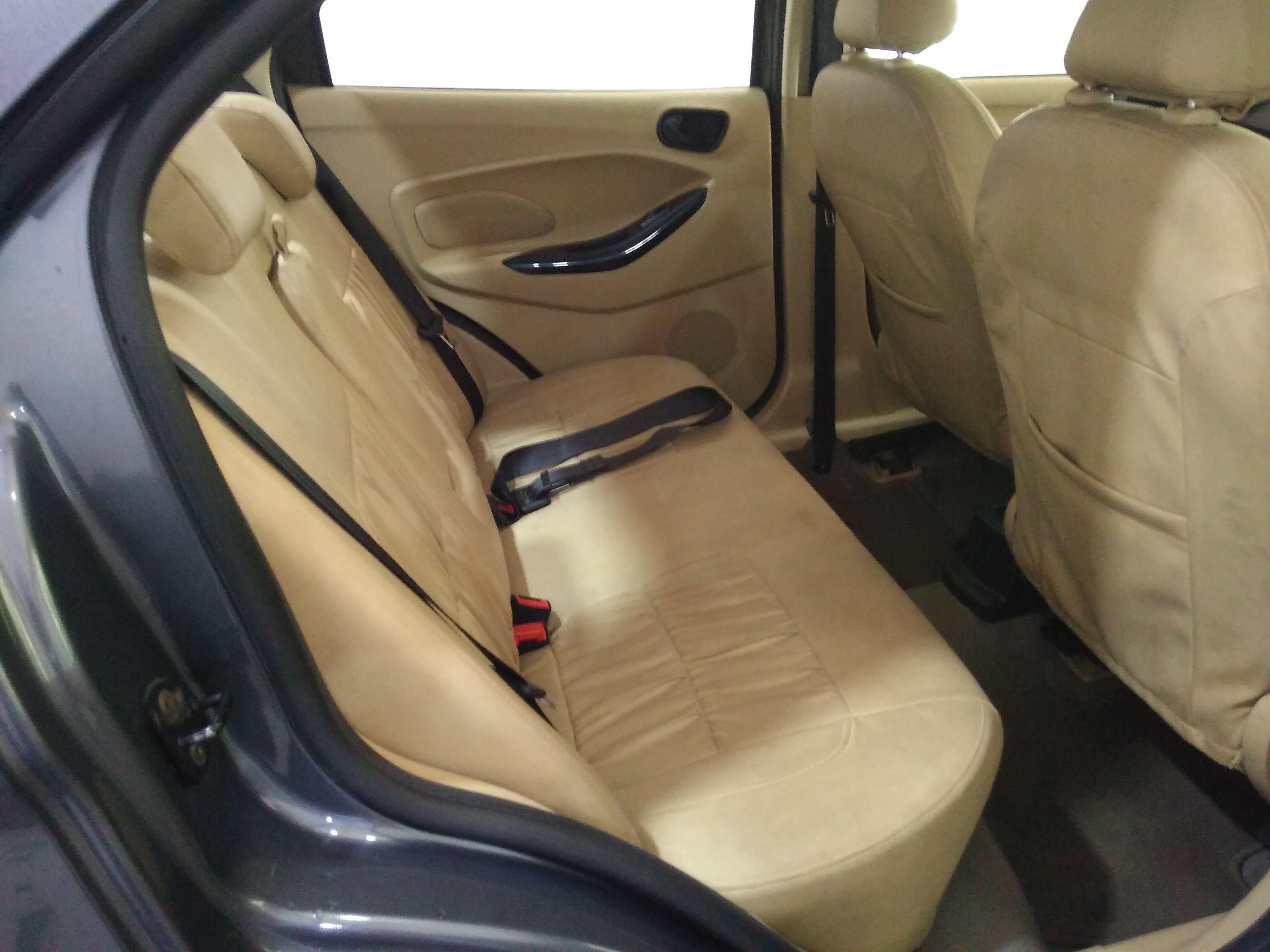 Ford Figo Aspire Titanium 1 5 Mahindra First Choice