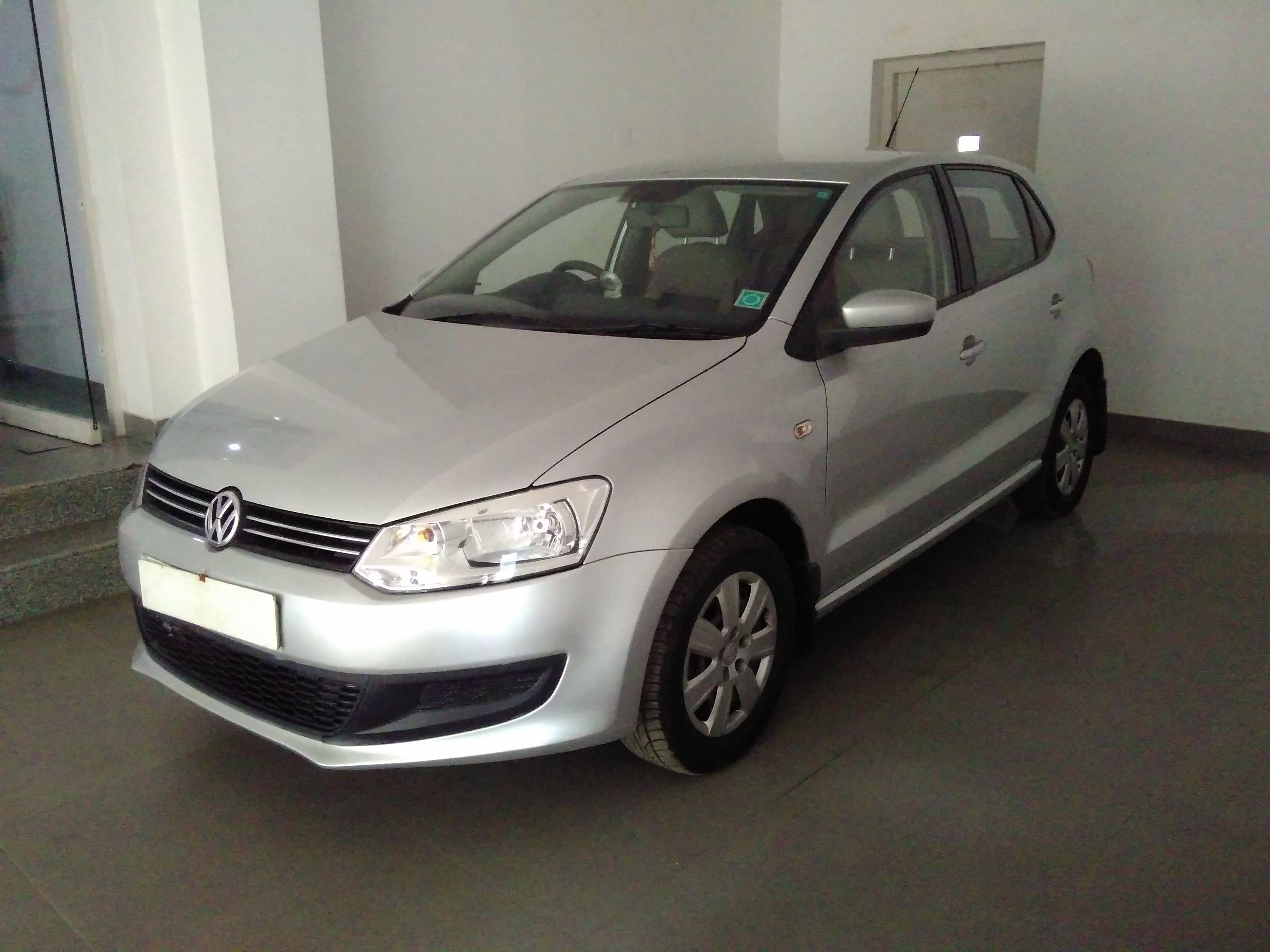 2013 Used VOLKSWAGEN POLO HIGHLINE1.2L DIESEL