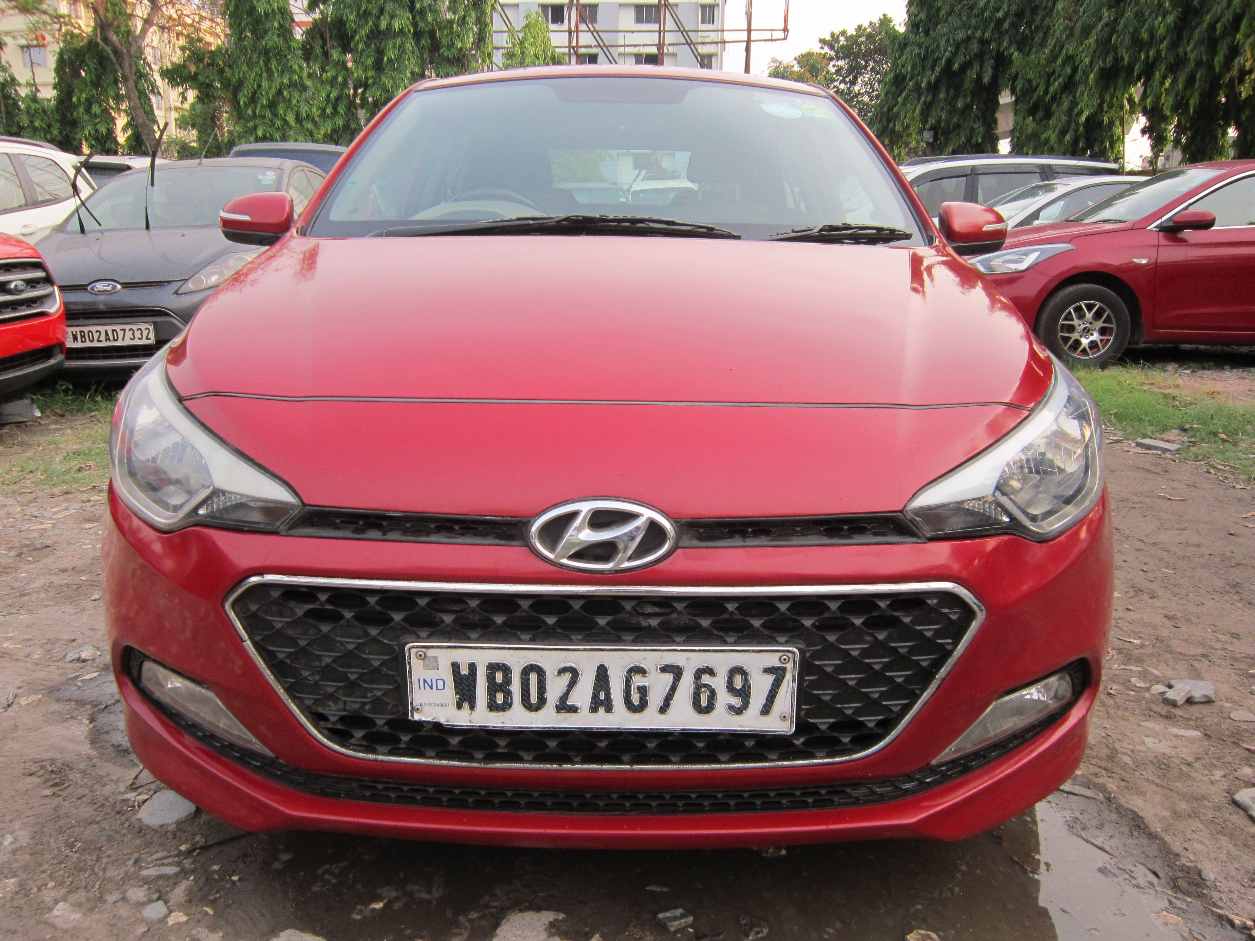 2015 Used Hyundai I20 SPORTZ 1.4 CRDI 6 SPEED BS IV