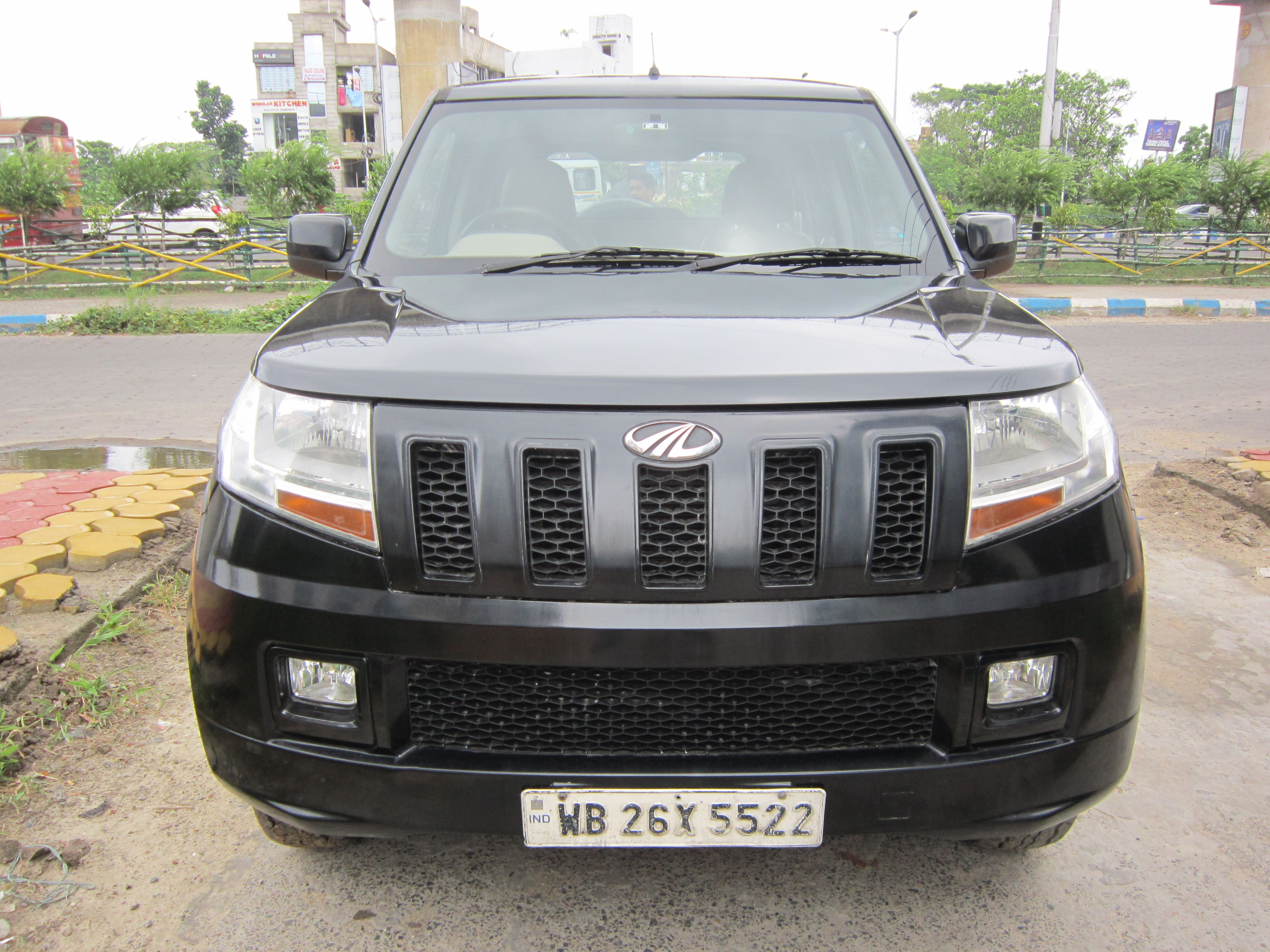 2016 Used Mahindra Tuv 300 T4