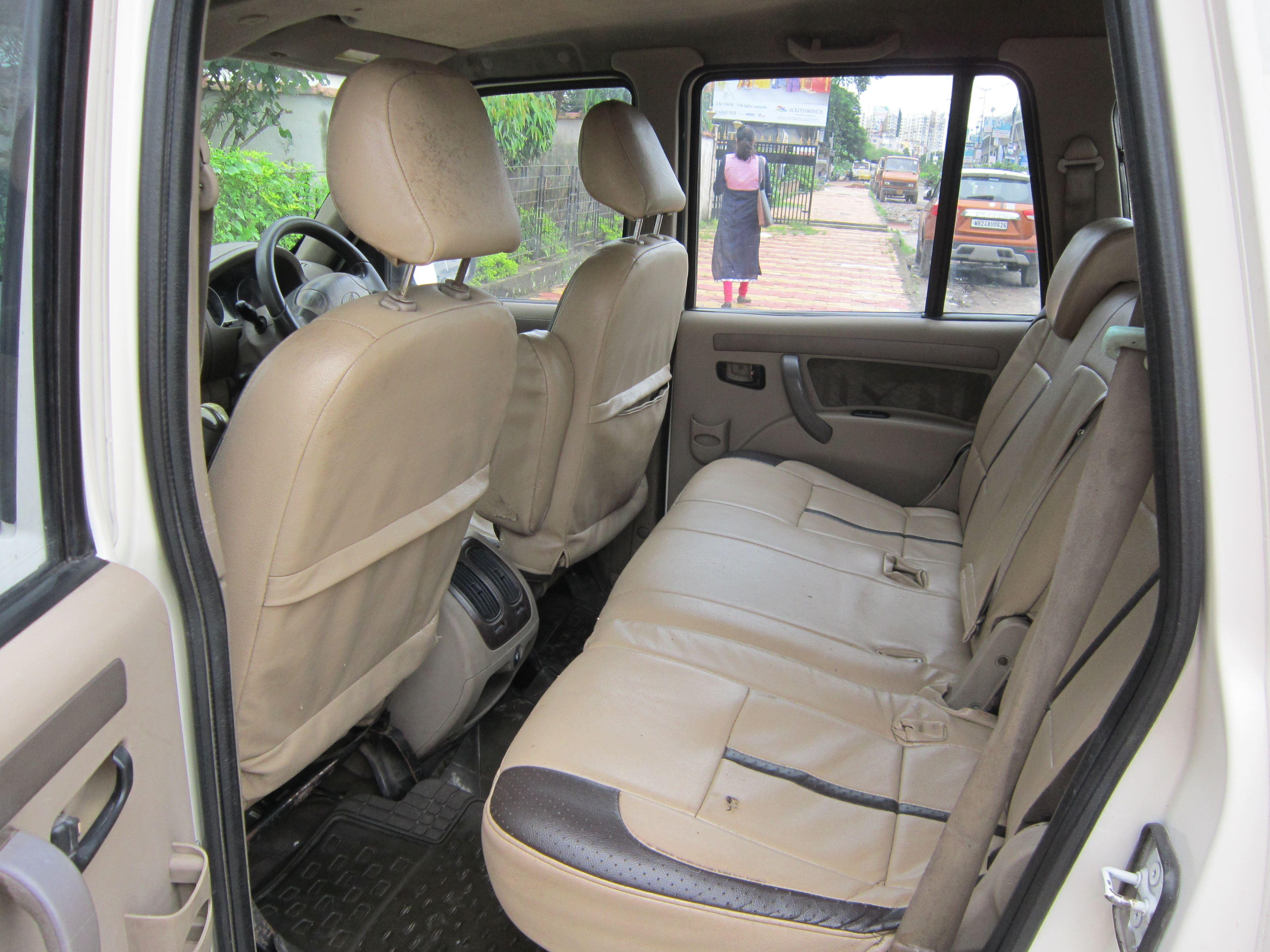 2012 Used Mahindra Scorpio VLX AIR BAG BS IV