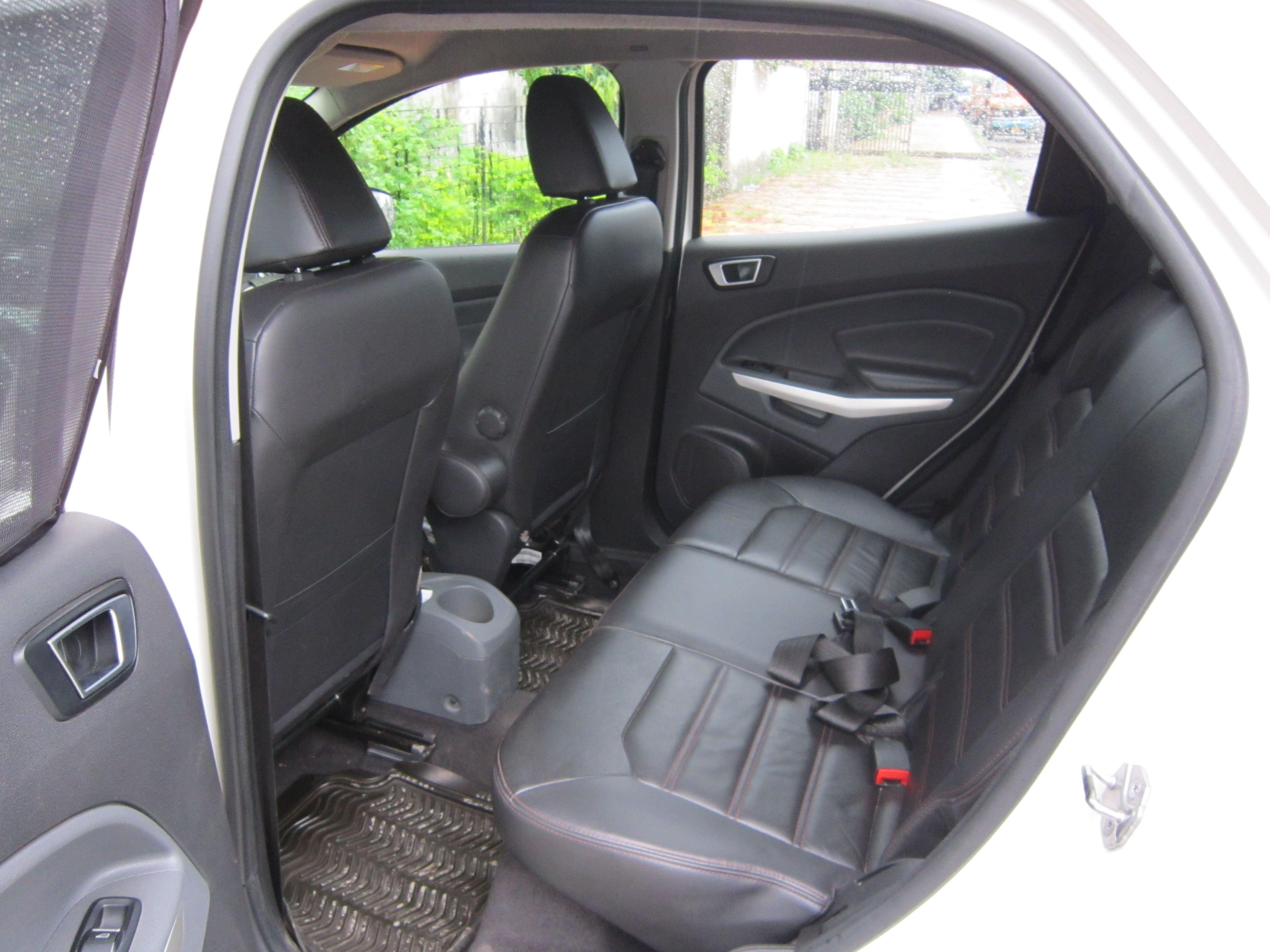 2016 Used Ford Ecosport TITANIUM 1.5 TDCI OPT