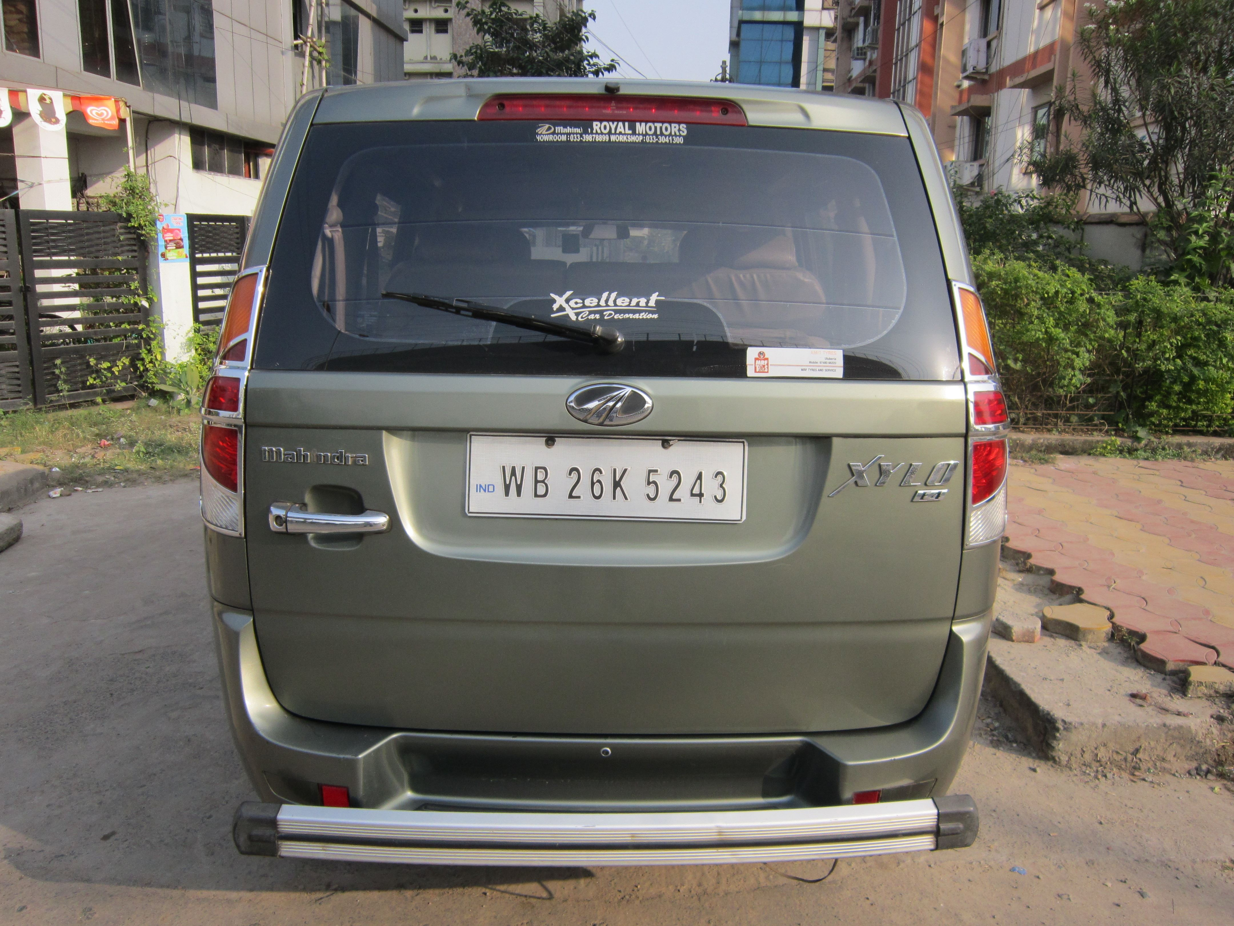 2010 Used MAHINDRA XYLO E4 BS IV