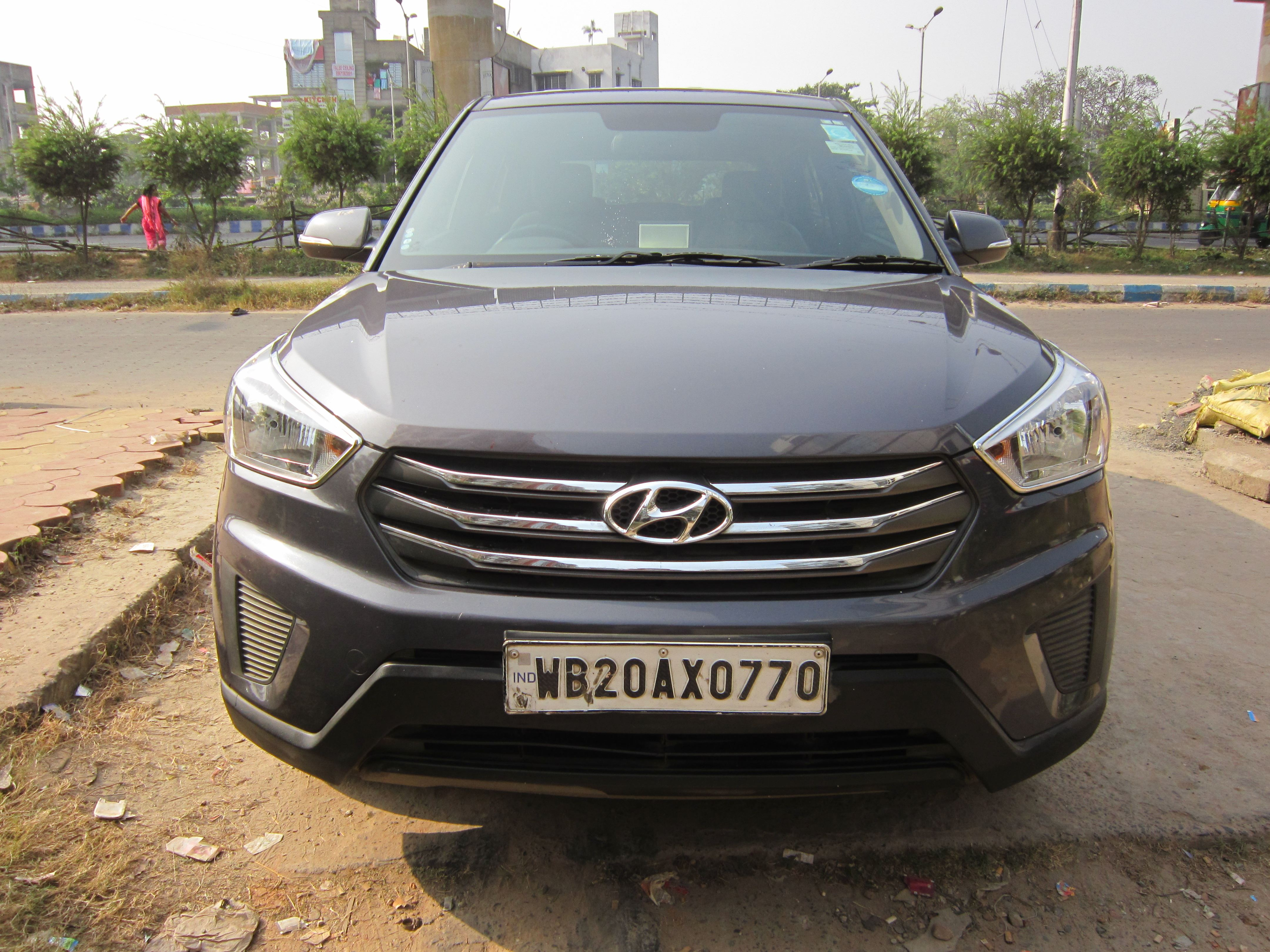 2017 Used Hyundai Creta CRDI 1.4 E PLUS