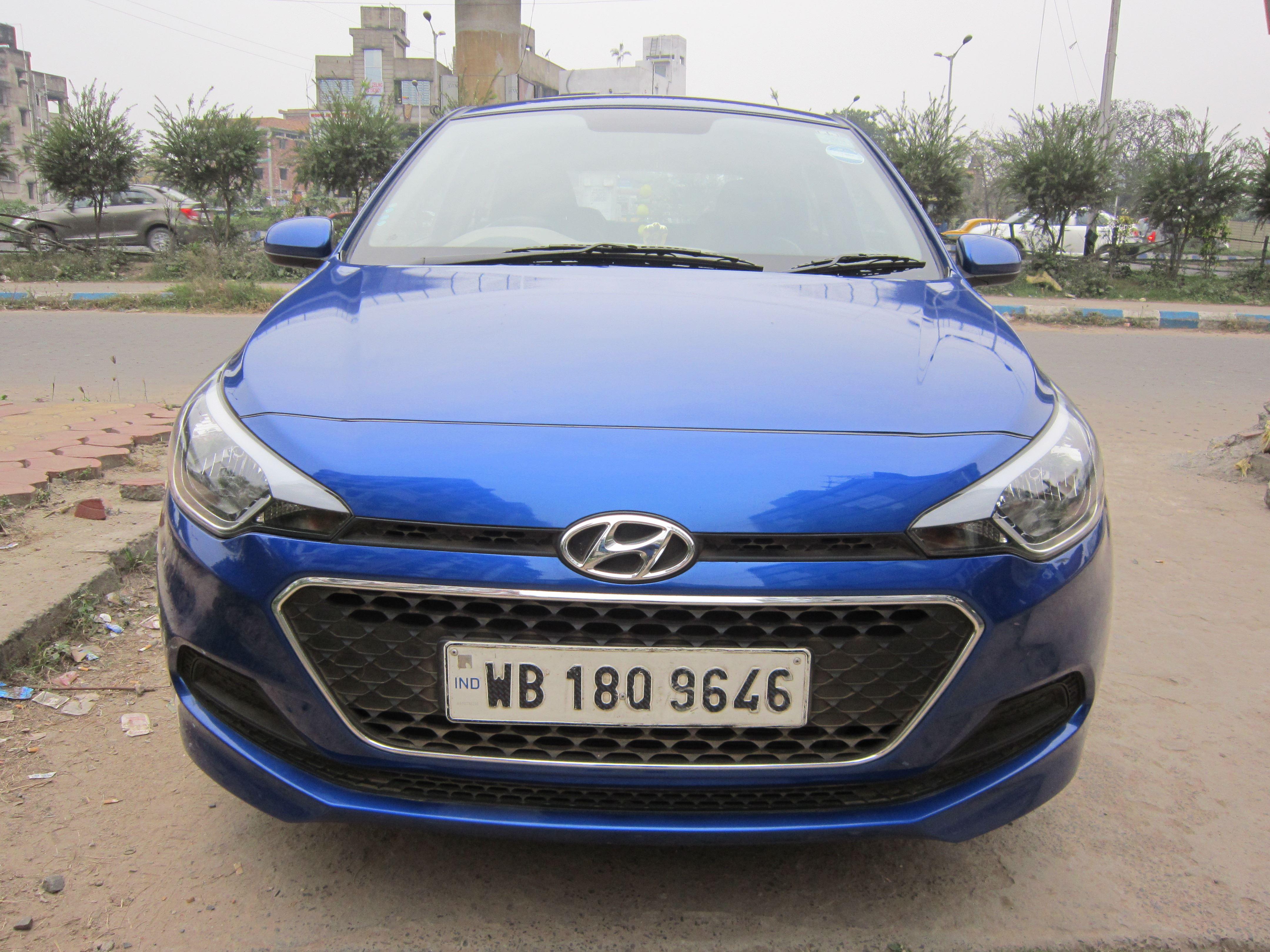 2017 Used Hyundai I20 MAGNA 1.2