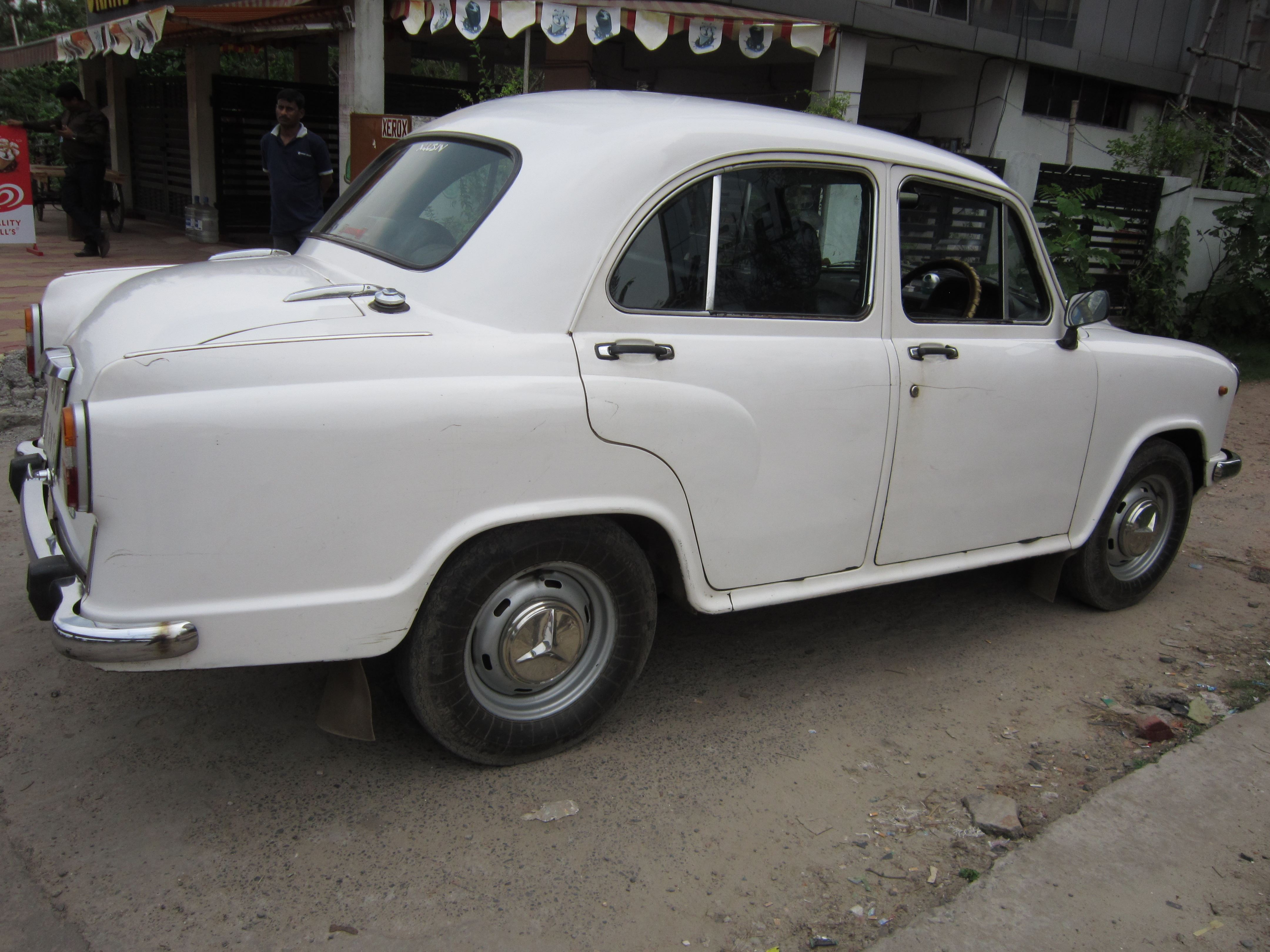 2007 Used Hindustan Motors Ambassador CLASSIC 1500 DSL AC