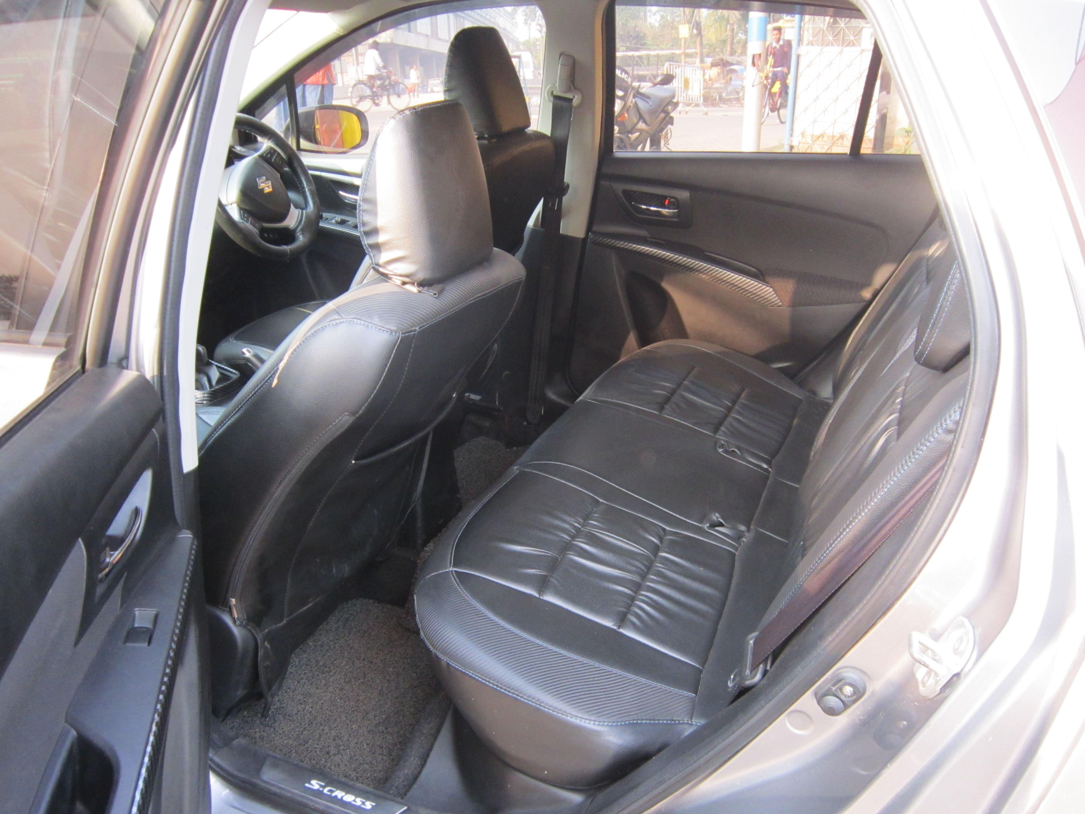 2016 Used Maruti Suzuki S Cross 1.6 ZETA