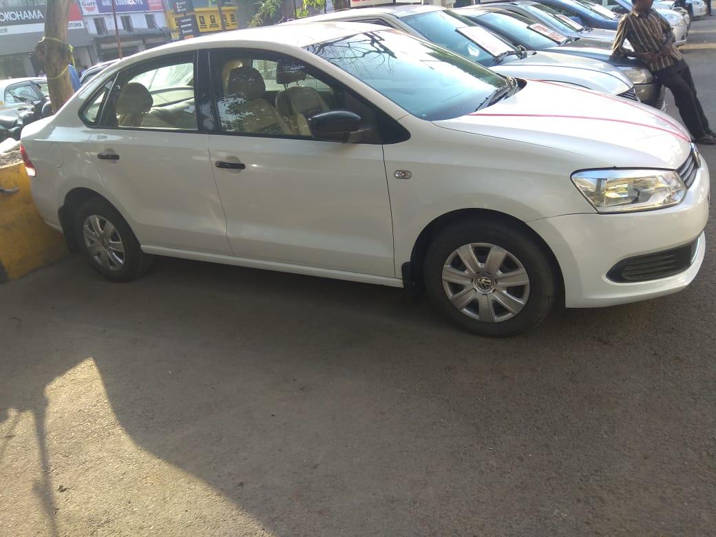 2010 Used Volkswagen Vento TRENDLINE PETROL