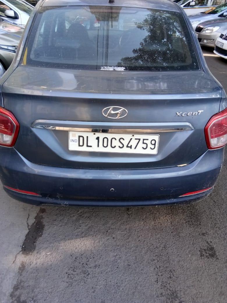 2014 Used Hyundai Xcent 1.2 KAPPA DUAL VTVT 5-SPEED MANUAL S