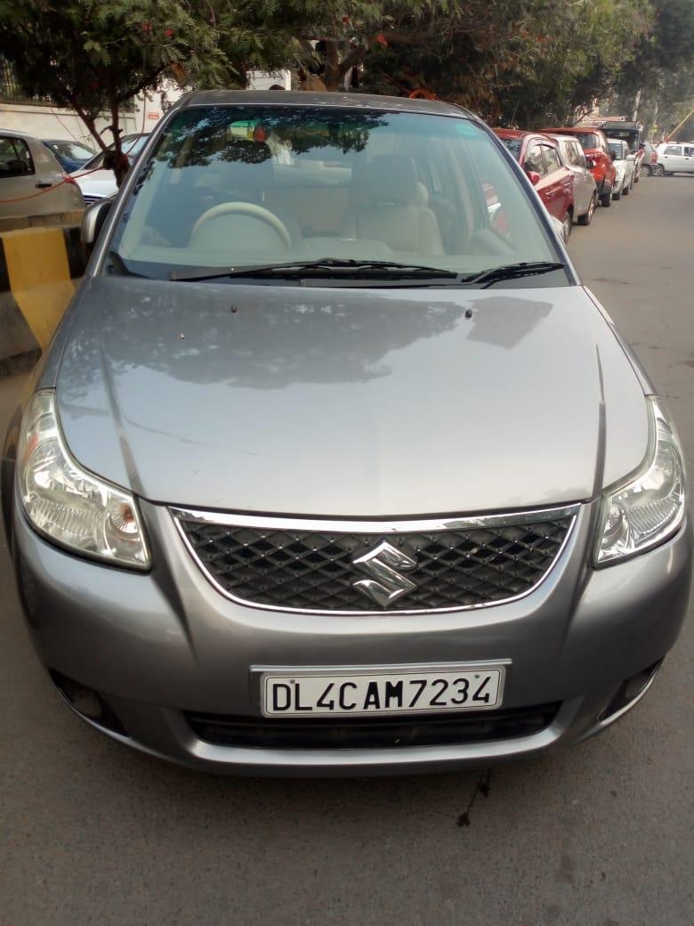 2011 Used Maruti Suzuki Sx4 VDI BS IV