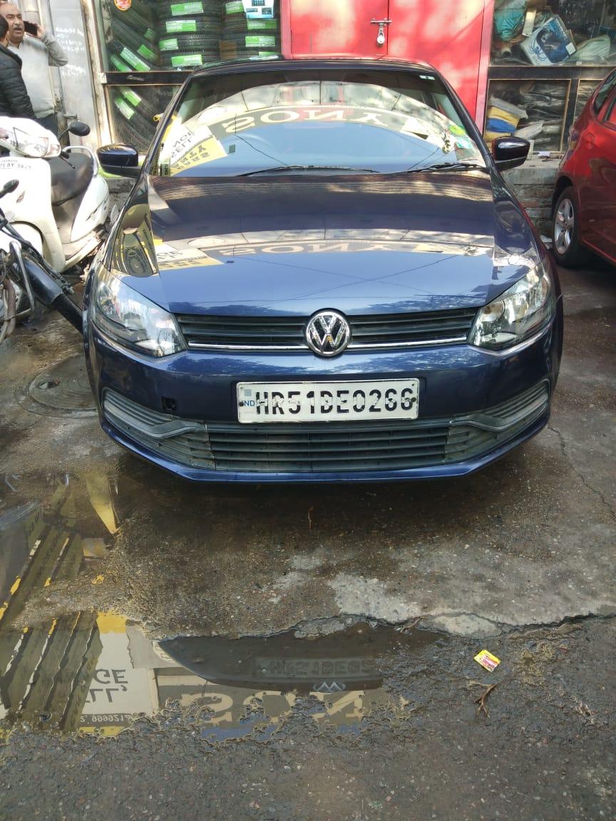 2015 Used Volkswagen Polo COMFORTLINE 1.2L PETROL