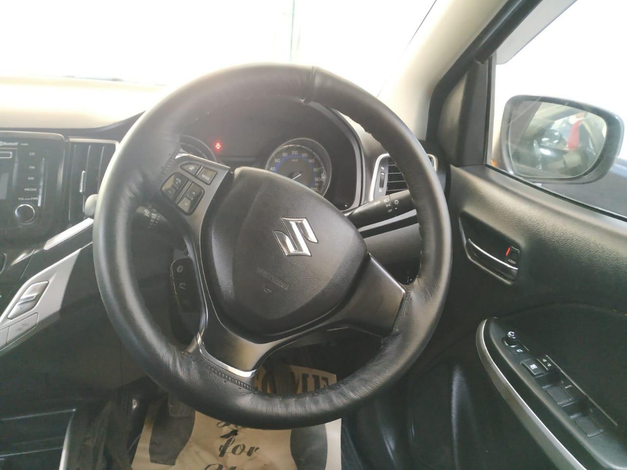 2016 Used Maruti Suzuki Baleno DELTA 1.2