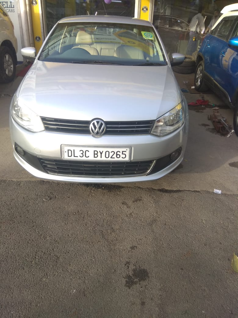 Volkswagen Vento Highline Diesel - Mahindra First Choice