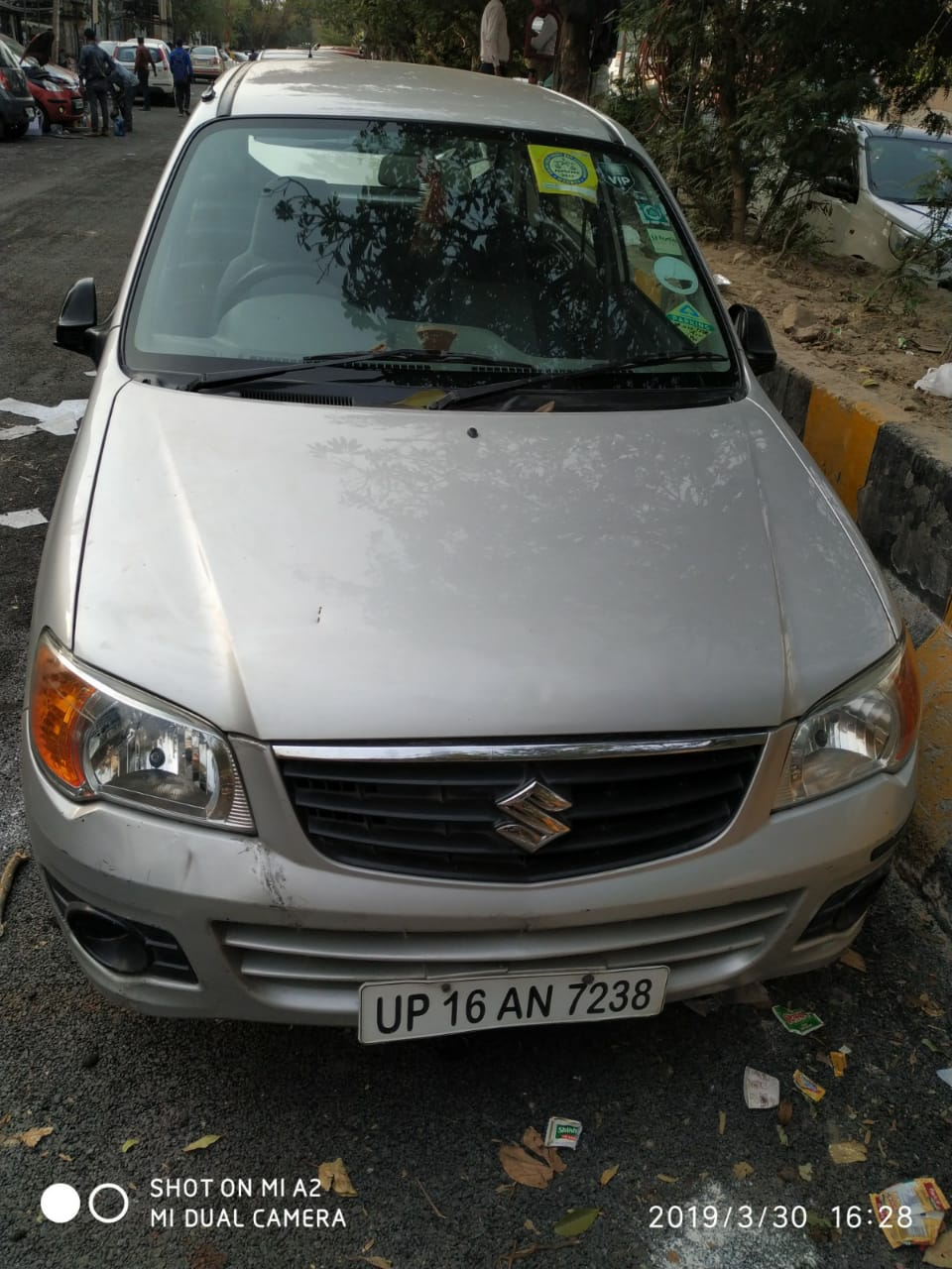 2013 Used Maruti Suzuki Alto K10 LXI