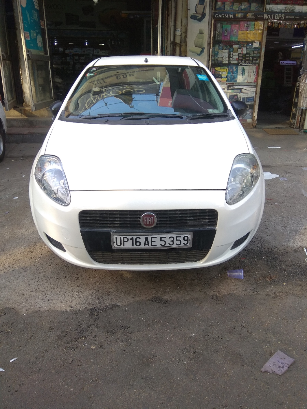 2011 Used Fiat Grand Punto ACTIVE 1.3