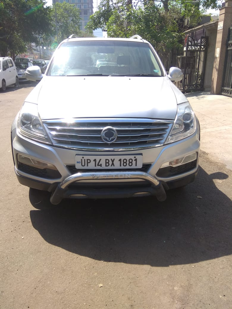 2013 Used Ssangyong Rexton RX5