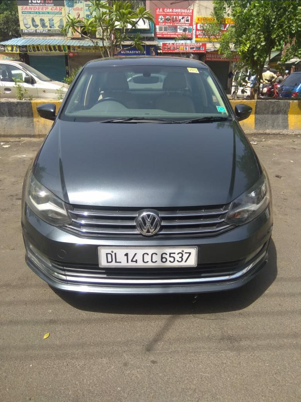 2016 Used Volkswagen Vento HIGHLINE PETROL