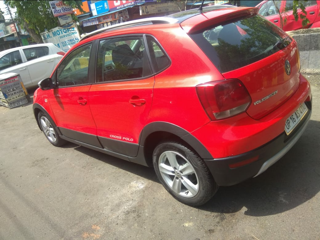 2014 Used VOLKSWAGEN POLO HIGHLINE1.2L DIESEL