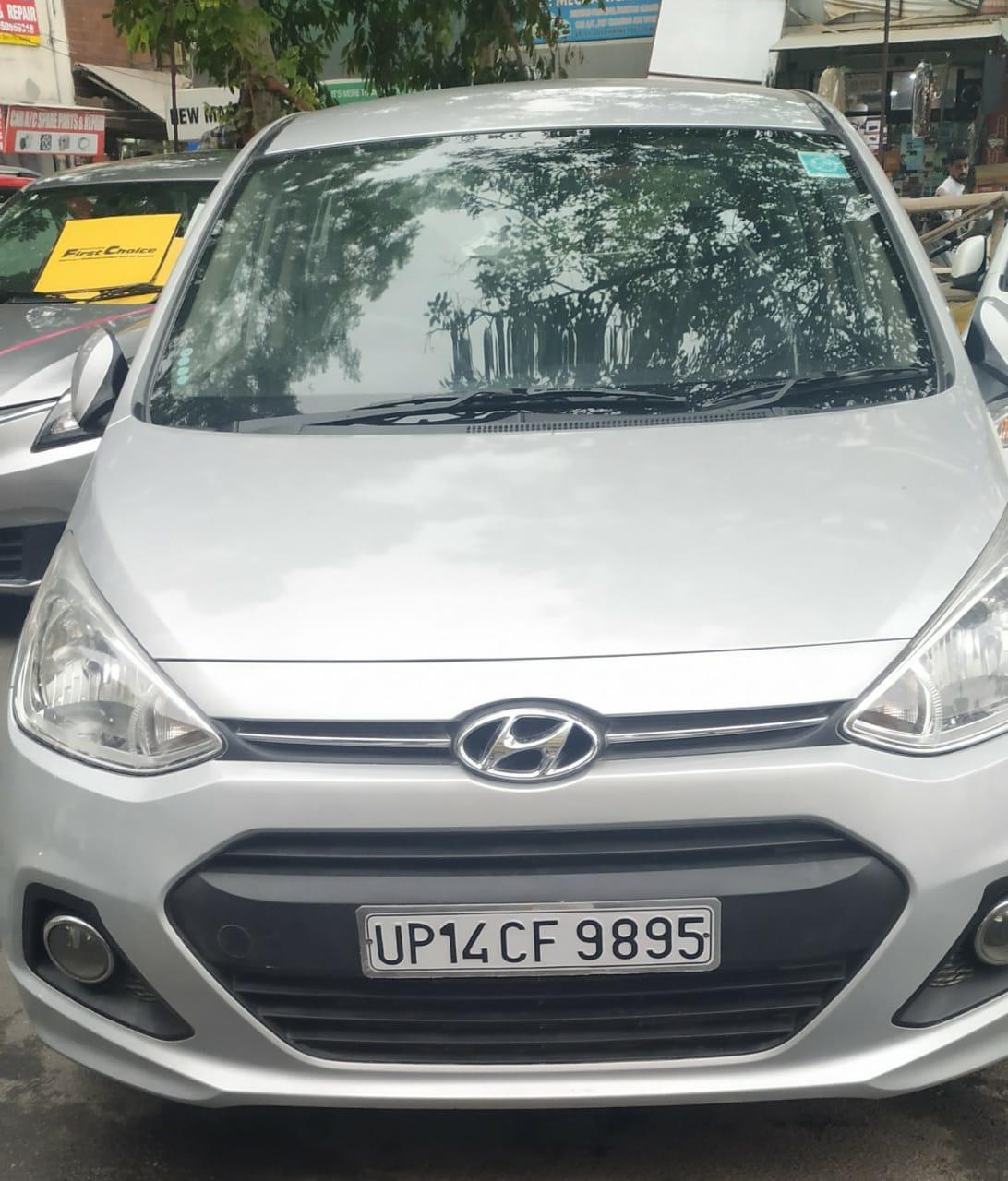 2014 Used Hyundai Grand I10 MAGNA 1.2 KAPPA VTVT