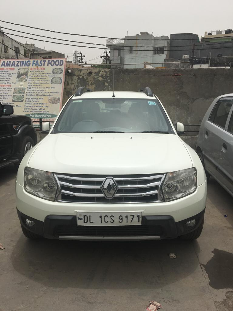 2015 Used Renault Duster 85 PS RXL