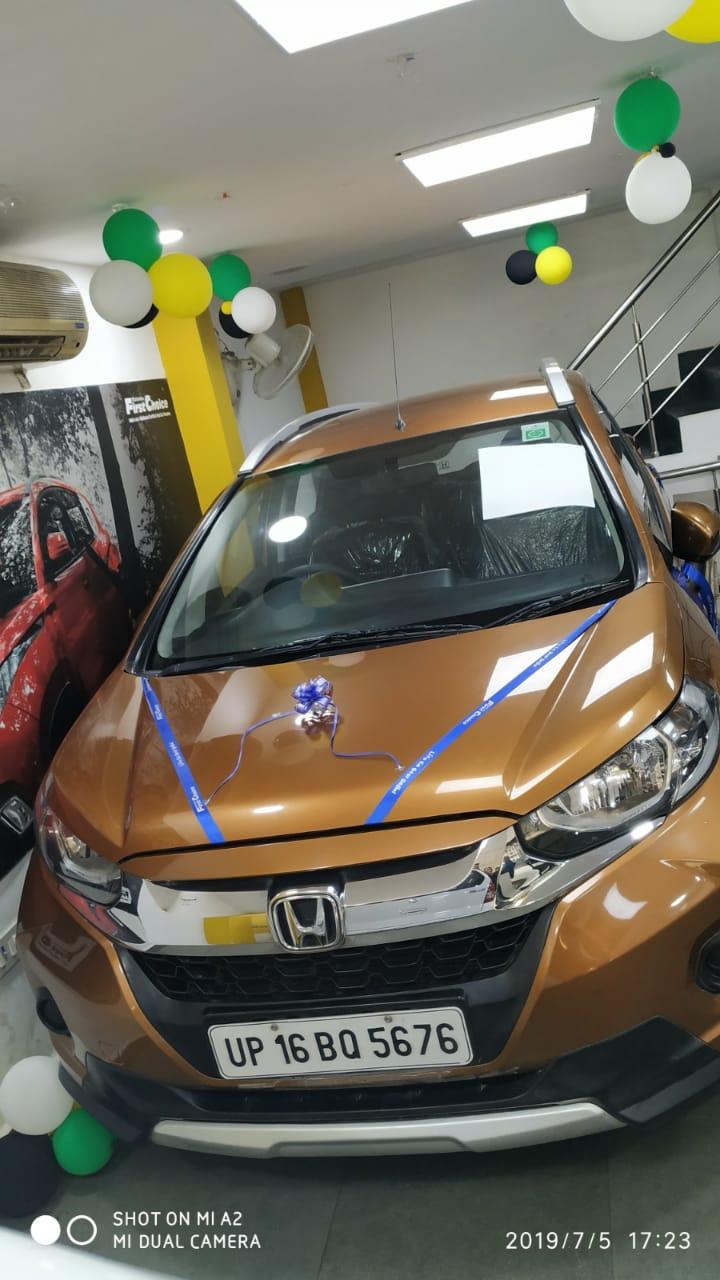 2017 Used Honda Wr V EDGE EDITION PETROL