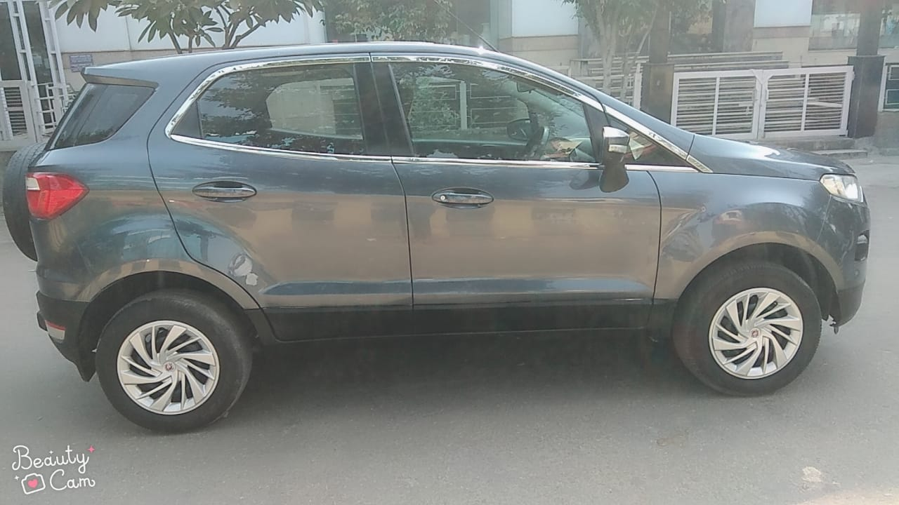 2016 Used FORD ECOSPORT AMBIENTE 1.5 TDCI