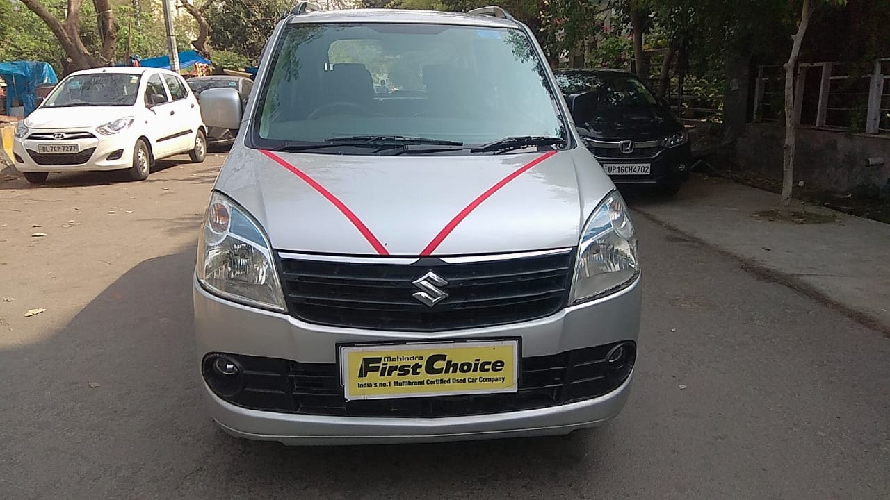 2010 Used MARUTI SUZUKI WAGON R VXI MINOR