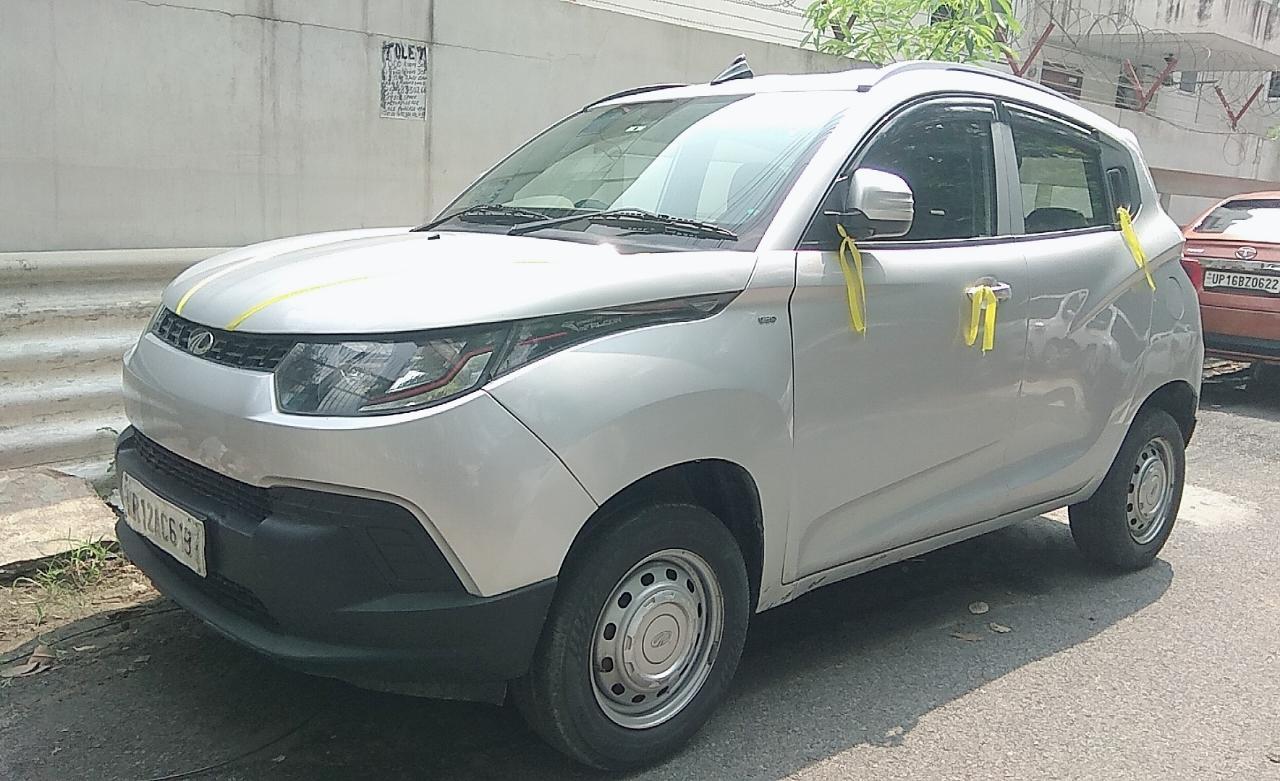 2016 Used Mahindra Kuv100 K2 6 STR