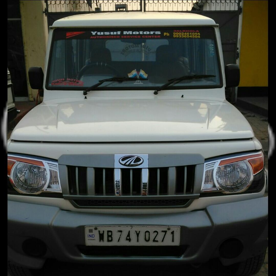 2012 Used Mahindra Bolero XL 2WD 9STR BS III