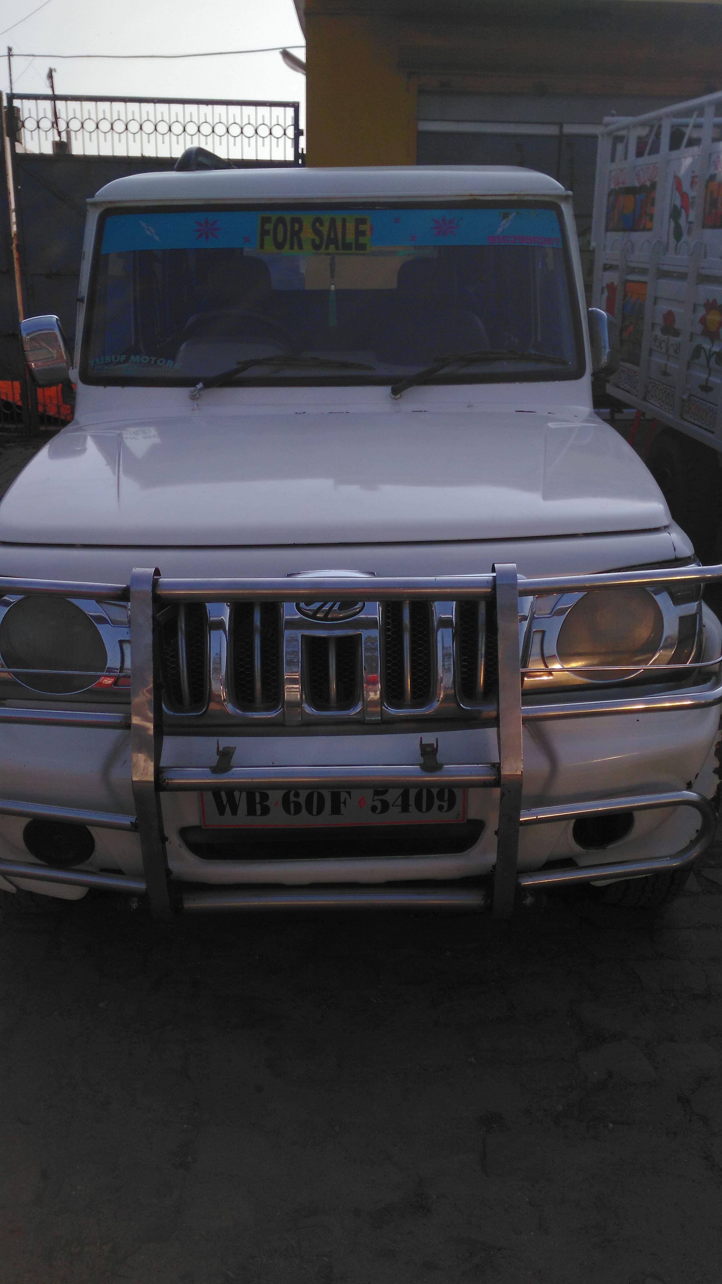 2011 Used Mahindra Bolero VLX CRDE