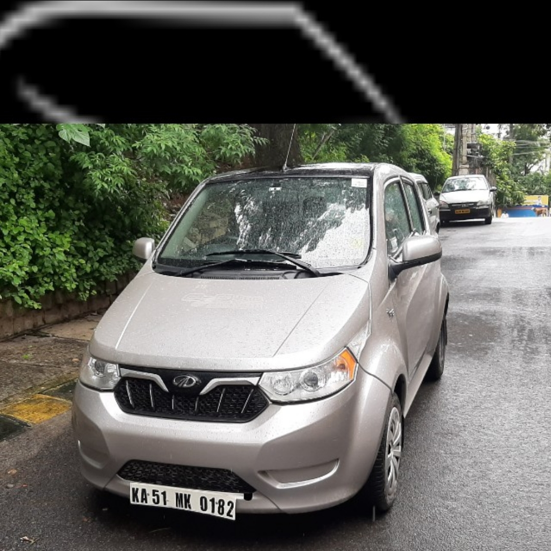 2017 Used MAHINDRA E2O PLUS P6