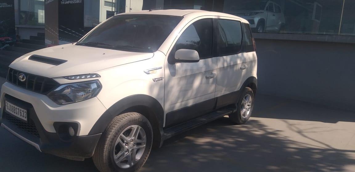 2019 Used Mahindra Nuvo Sport N8