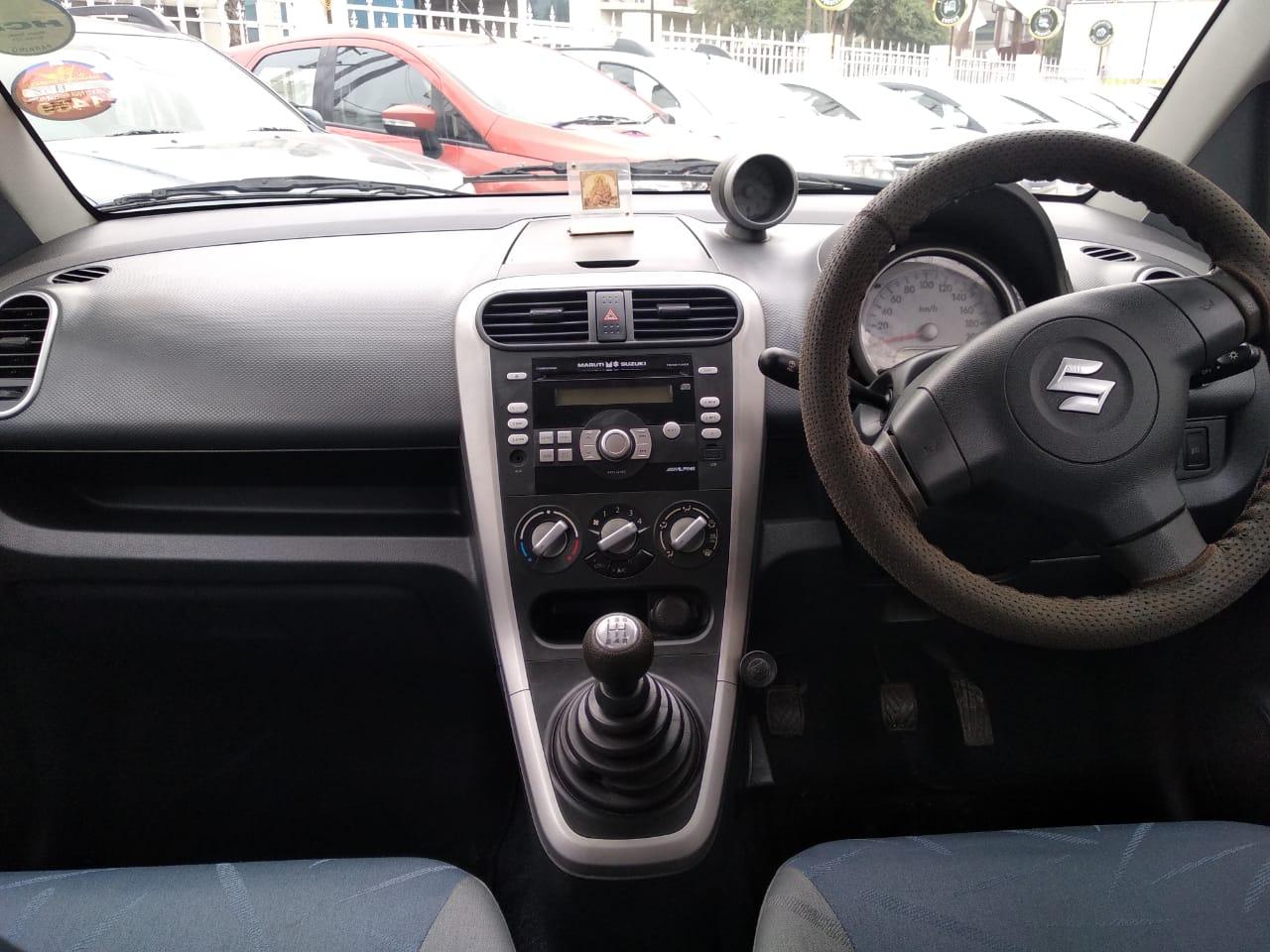 2012 Used Maruti Suzuki Ritz VXI BS IV