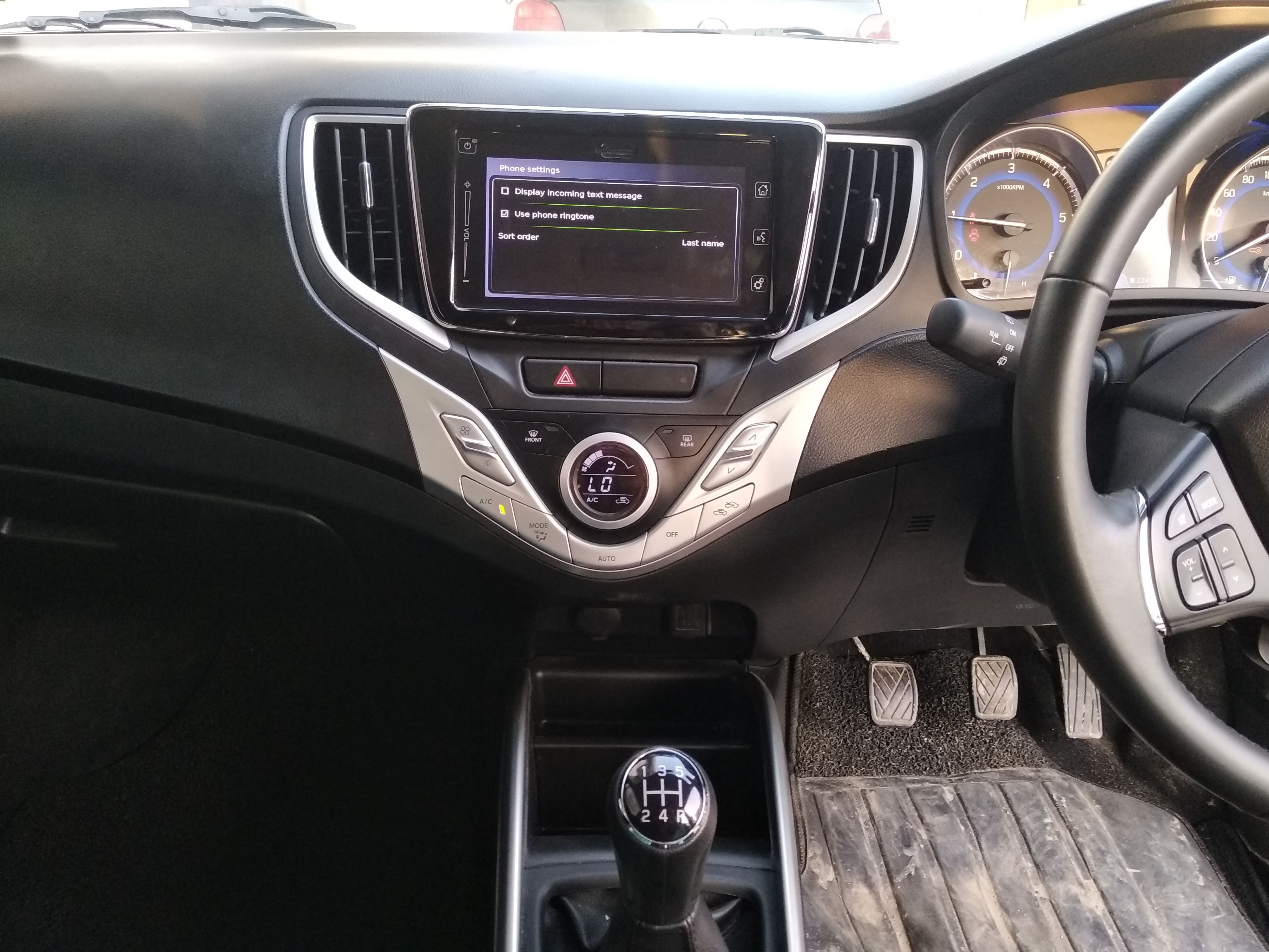 2017 Used Maruti Suzuki Baleno ALPHA (D)