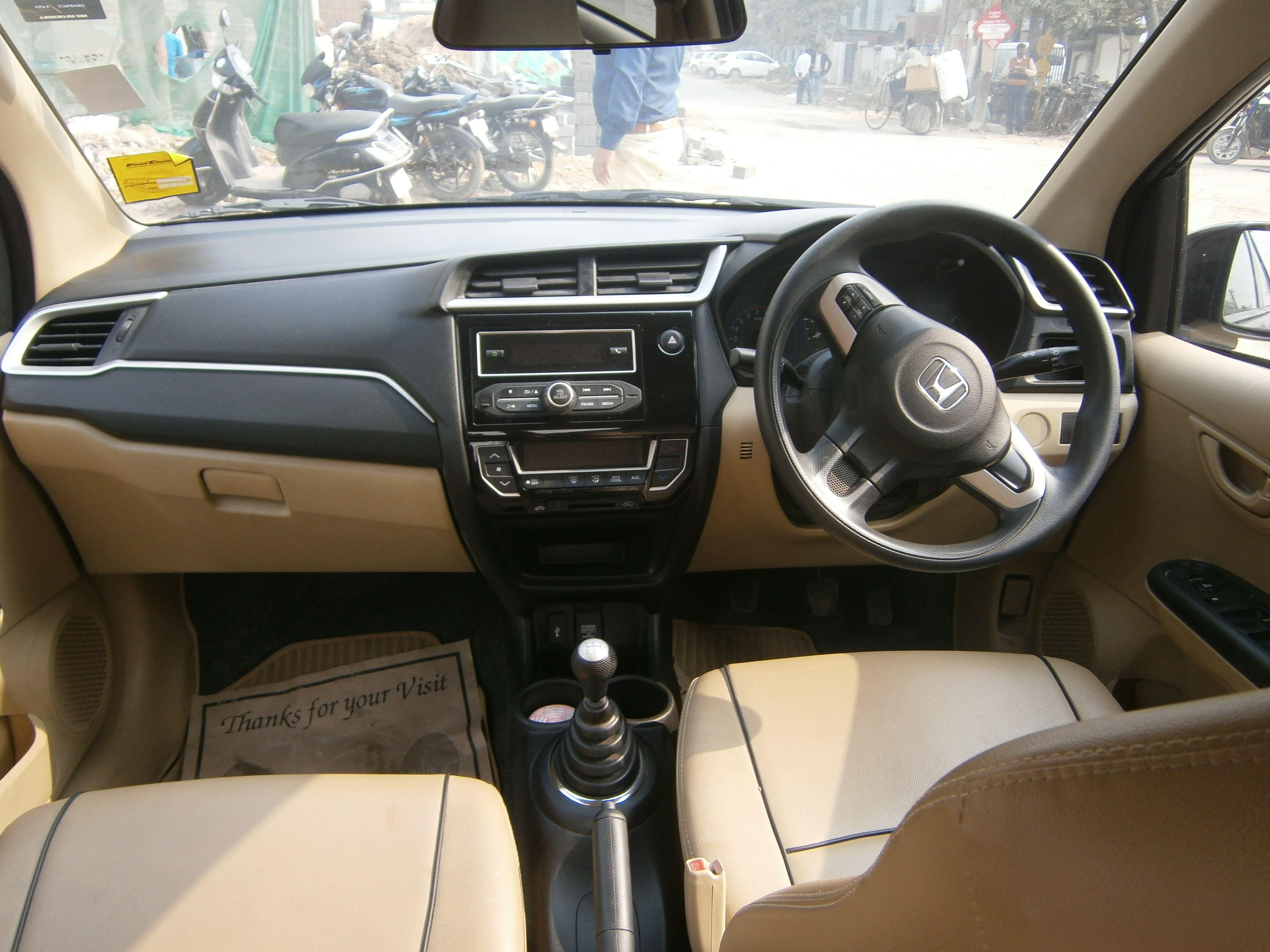 2017 Used Honda Amaze 1.2 SMT I VTEC