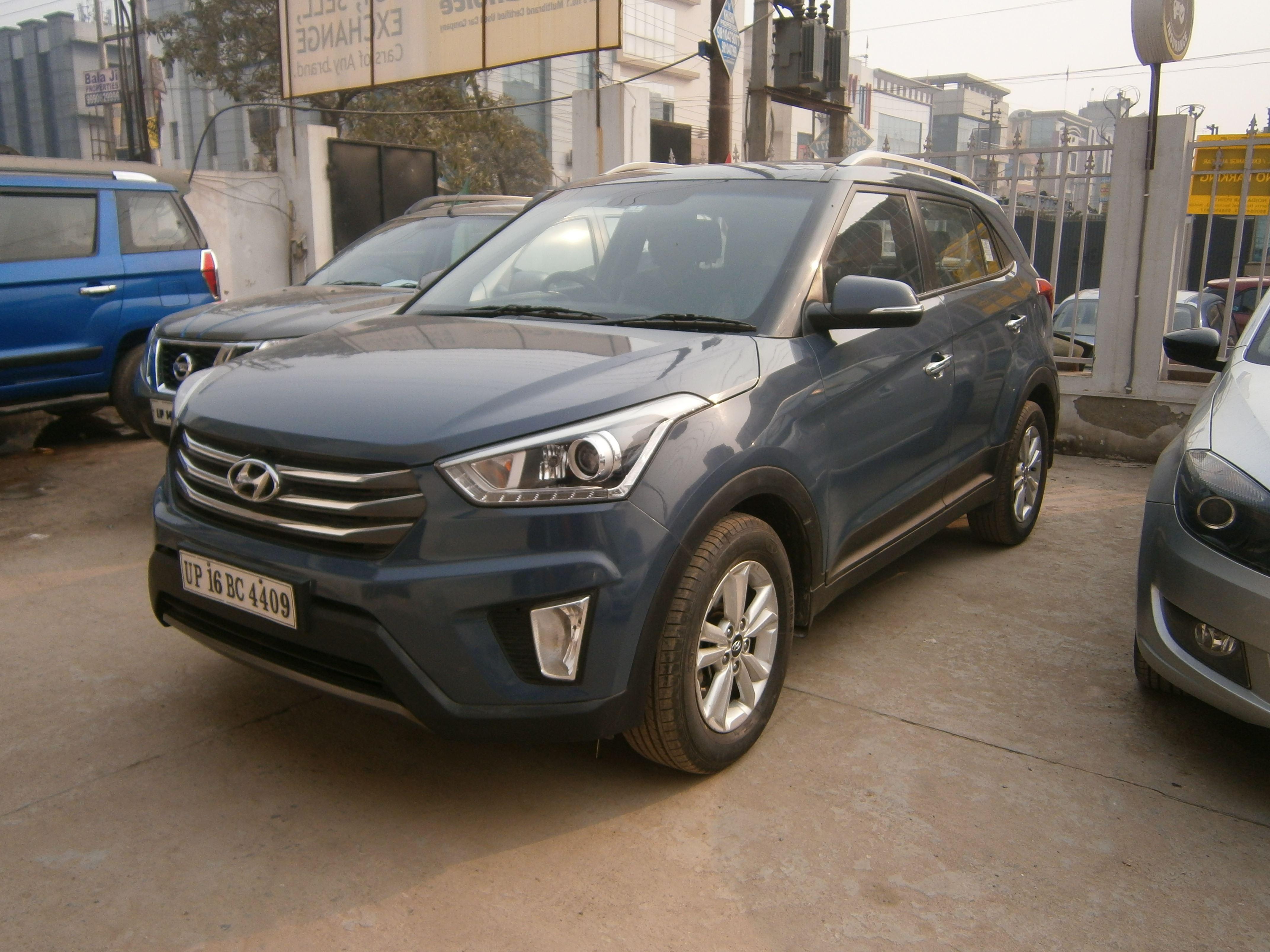 Used Hyundai Creta In Delhi Used Cars In Delhi Mahindra First