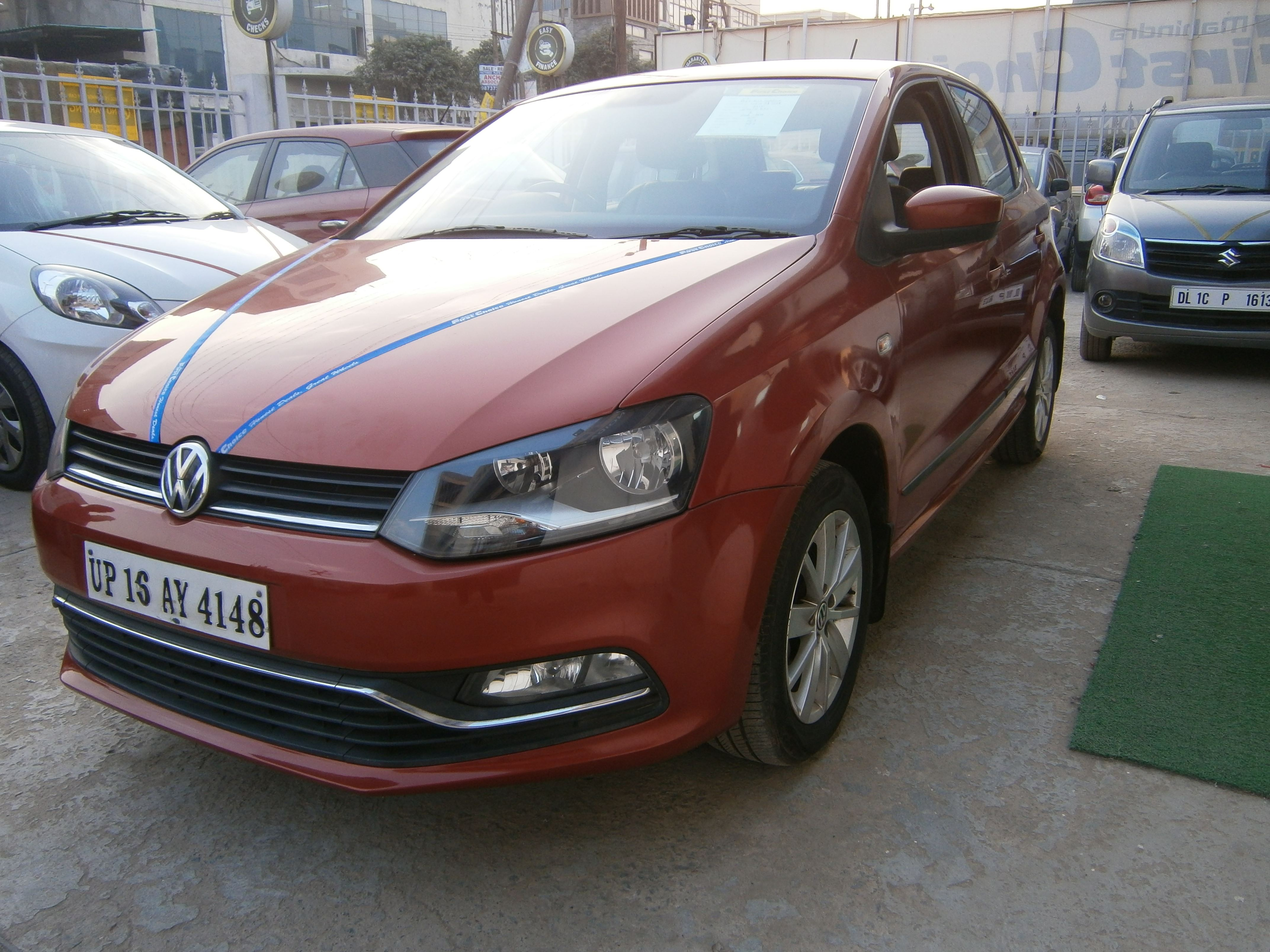 2014 Used Volkswagen Polo 1.5 TDI HIGH LINE