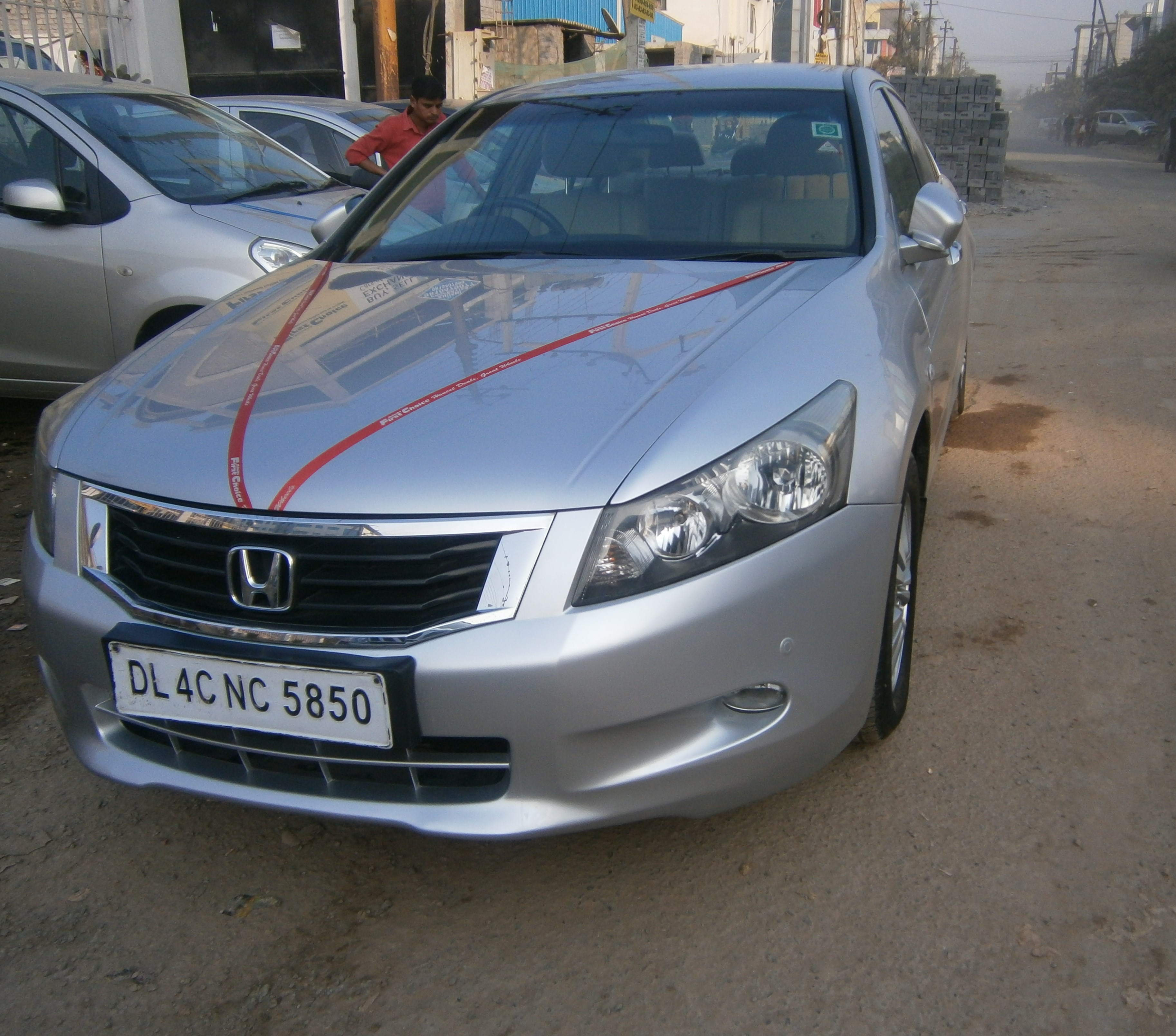 Used Honda Accord In Delhi Used Cars In Delhi Mahindra