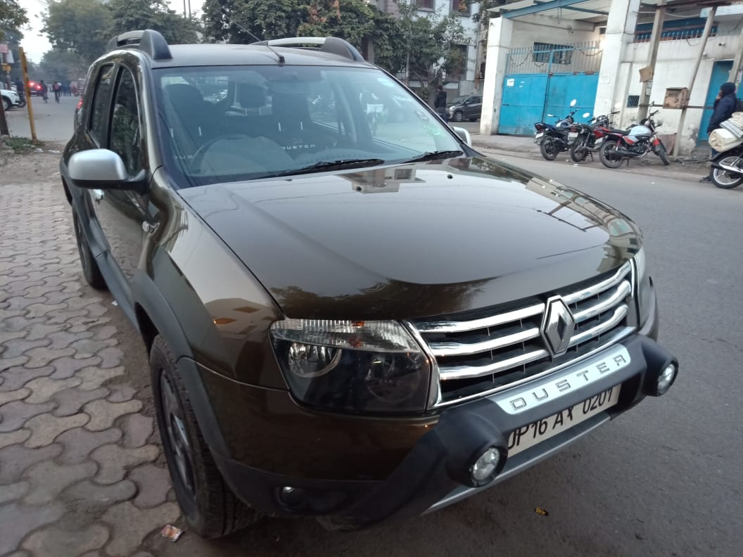 2014 Used RENAULT DUSTER 110 PS RXL ADVENTURE
