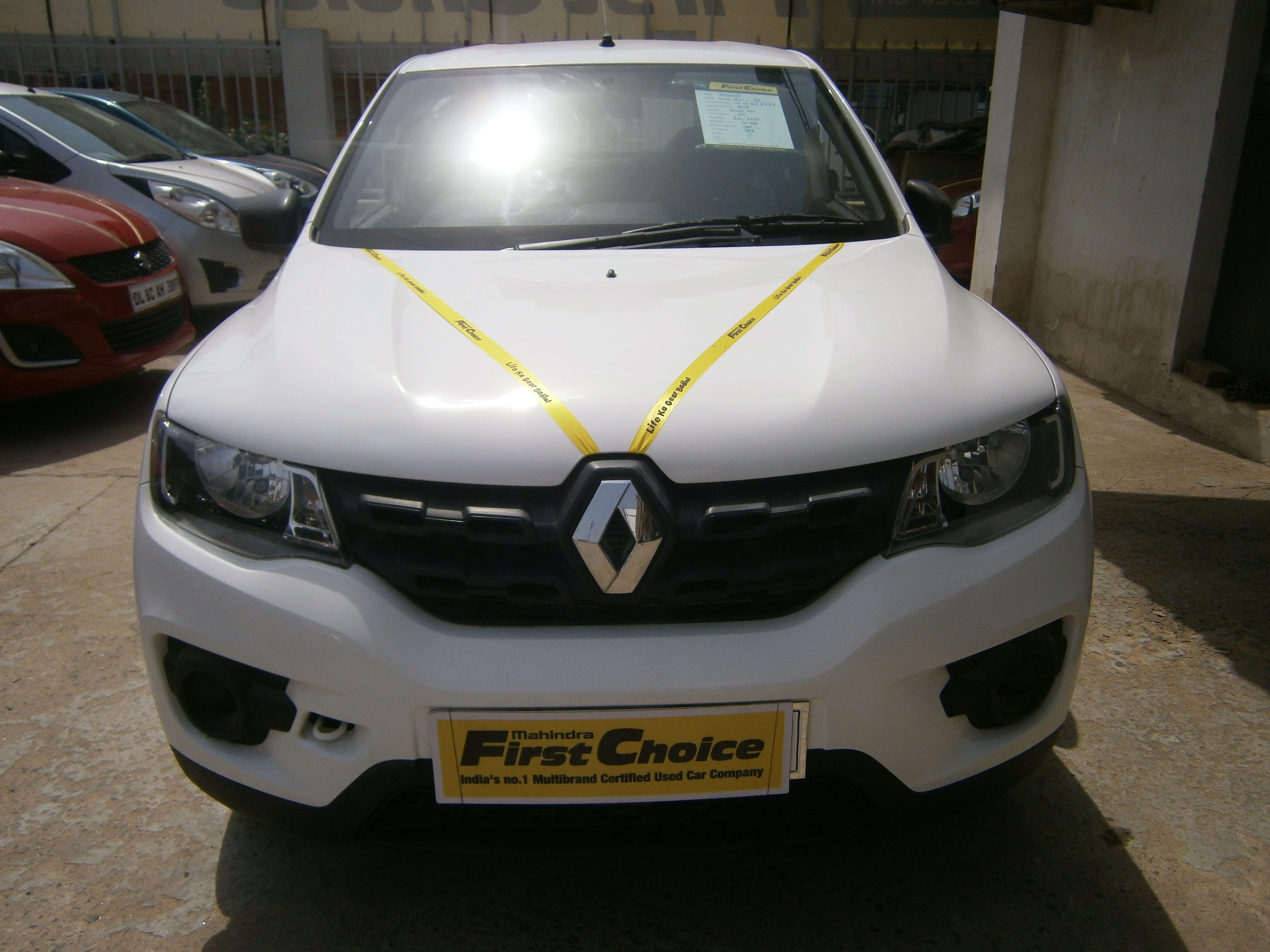 2018 Used Renault Kwid RXL