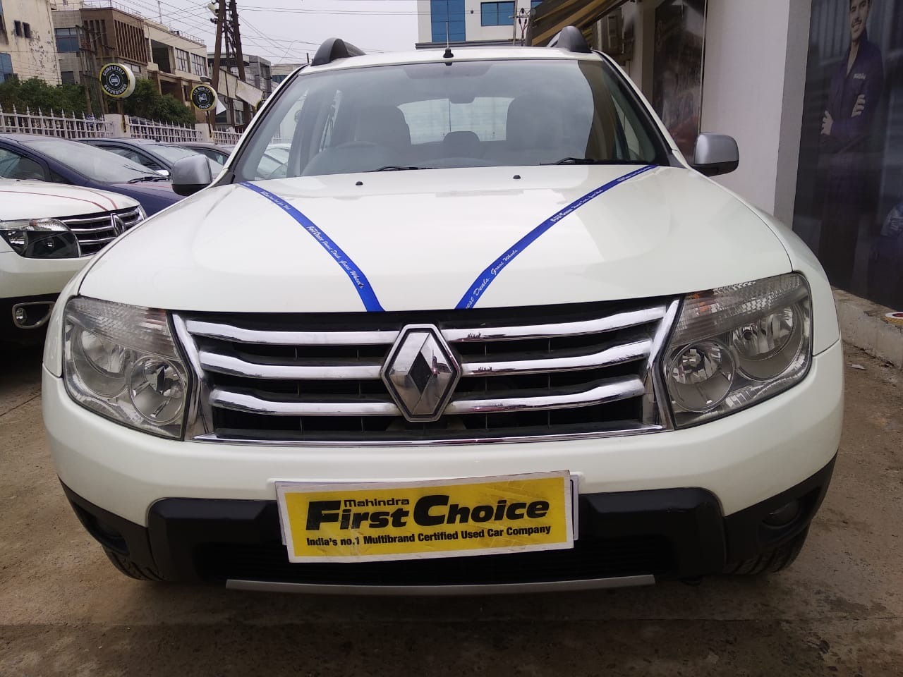 2012 Used Renault Duster 110 PS RXZ