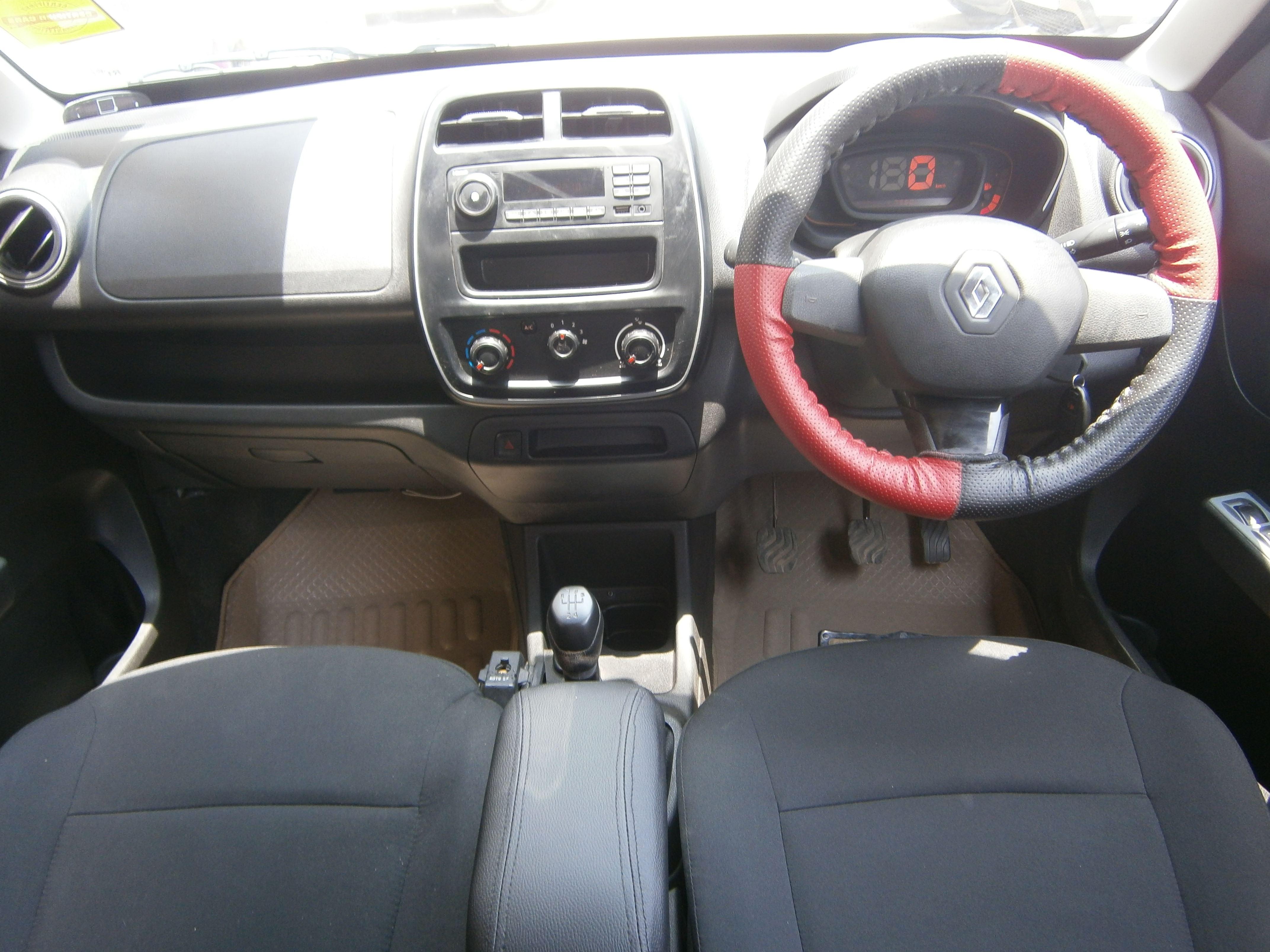 Renault Kwid Rxl Mahindra First Choice